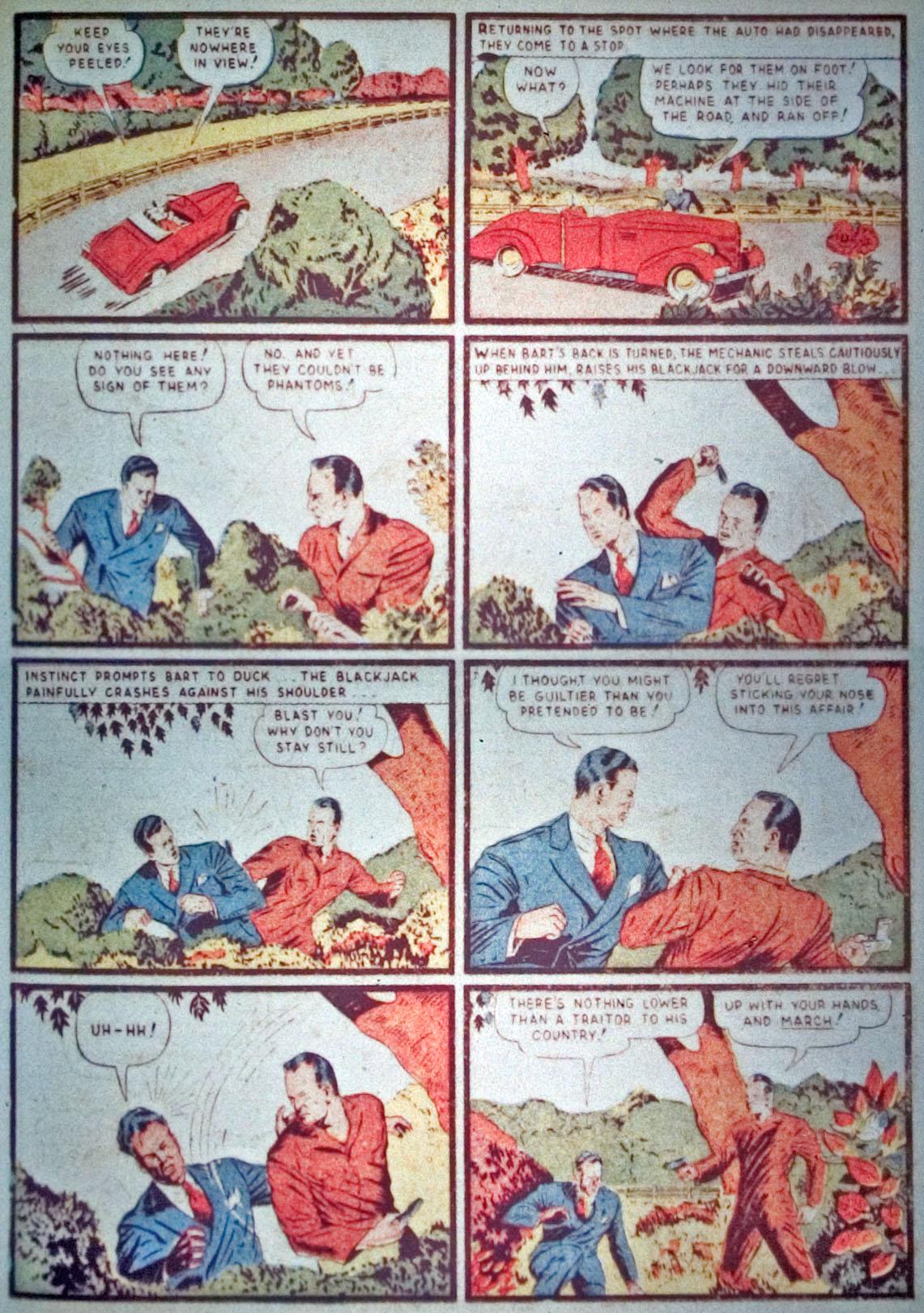 Read online Detective Comics (1937) comic -  Issue #31 - 25