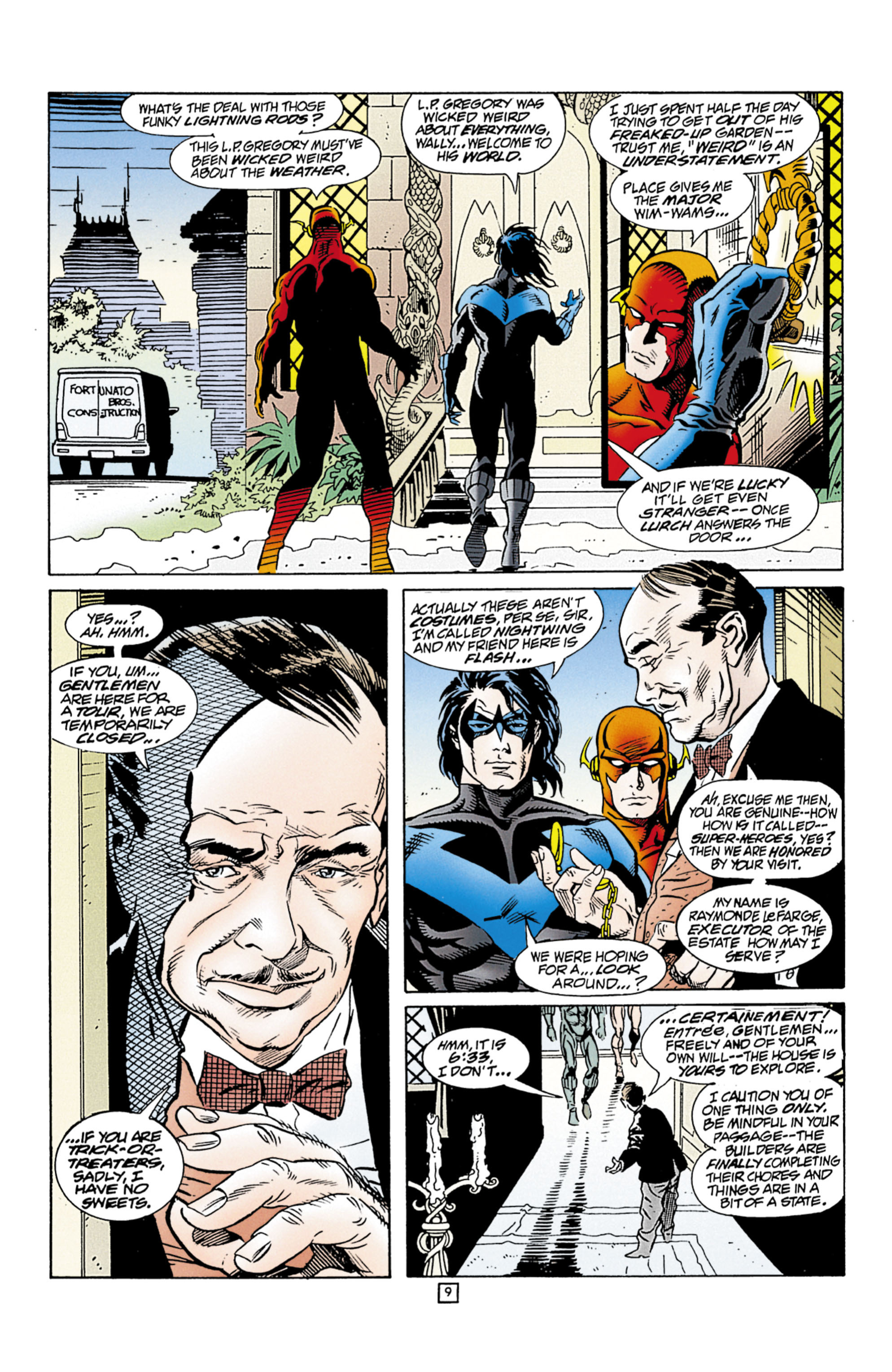 Read online Flash Plus comic -  Issue # Full - 10