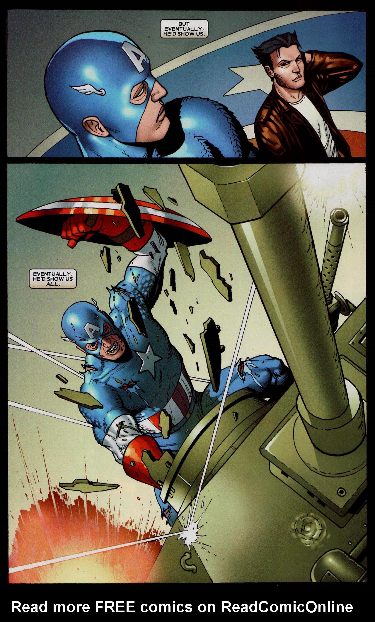 Read online Wolverine: Origins comic -  Issue #18 - 5