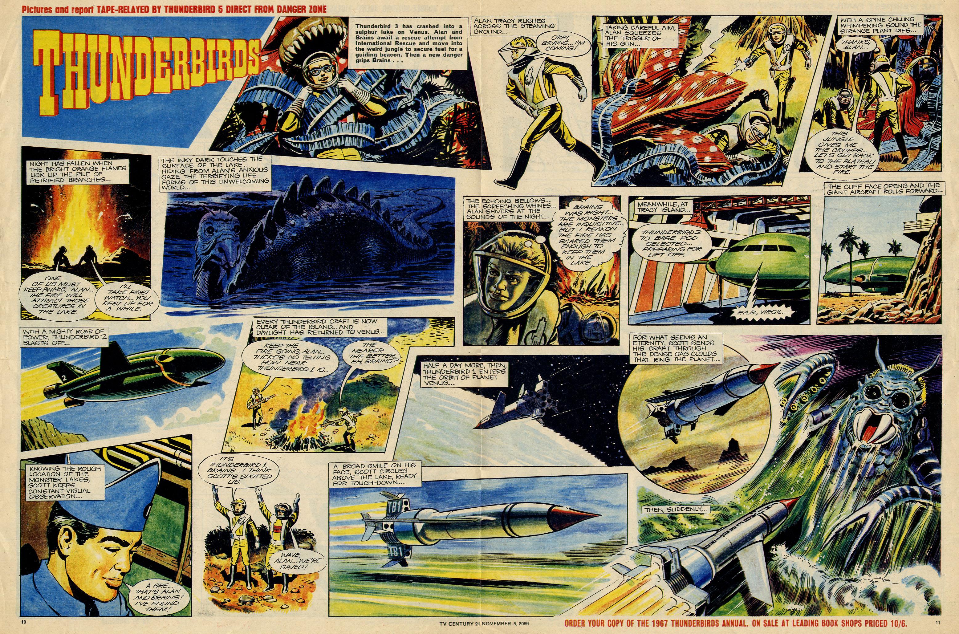 Read online TV Century 21 (TV 21) comic -  Issue #94 - 10