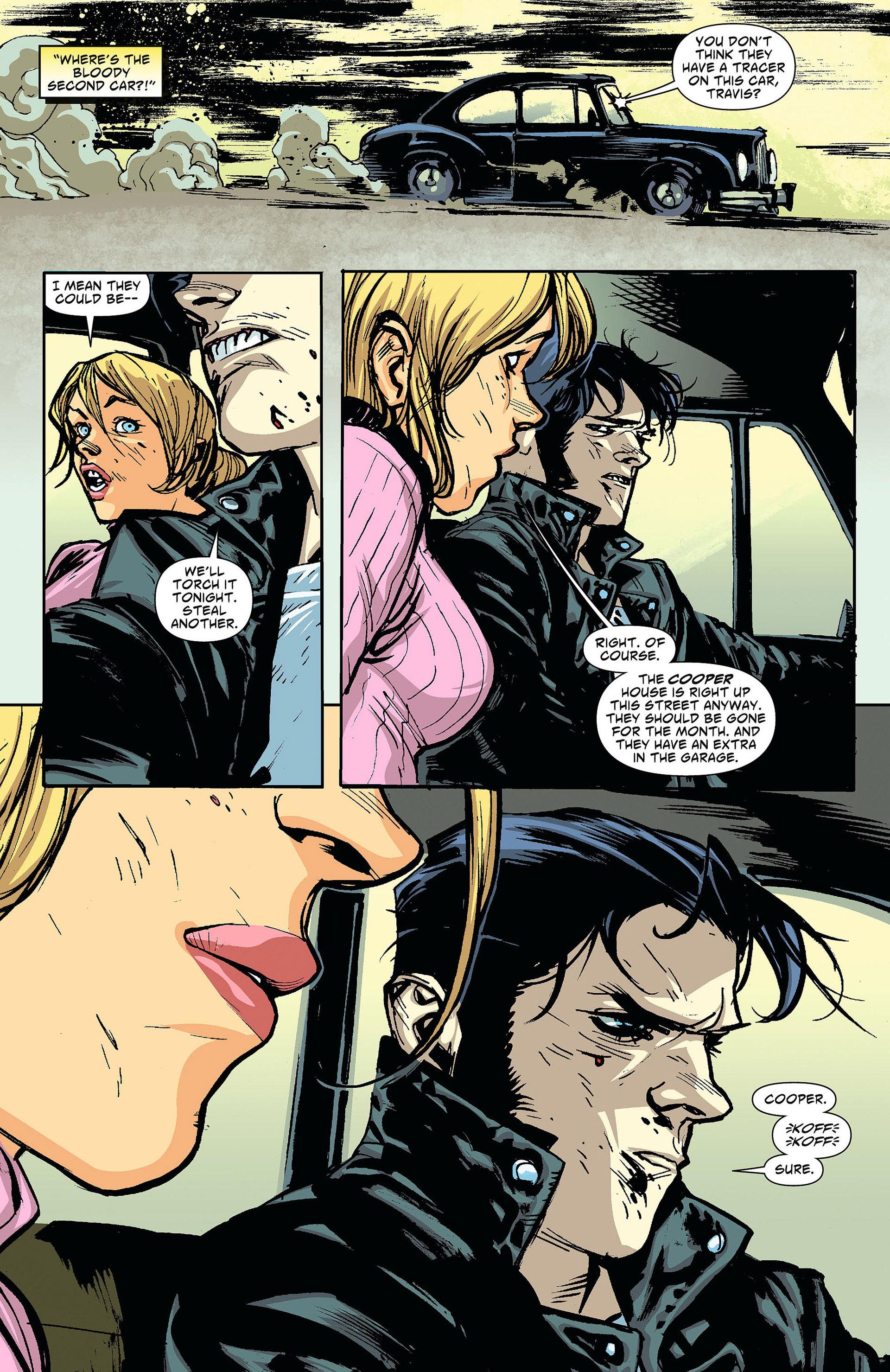 Read online American Vampire comic -  Issue #25 - 15