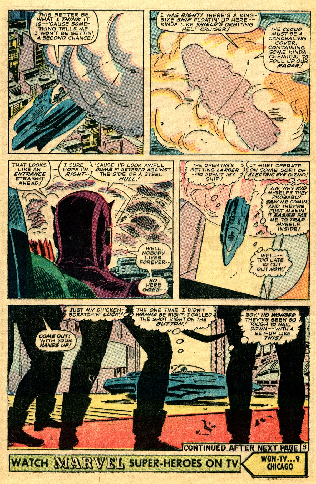 The Avengers (1963) 33 Page 9
