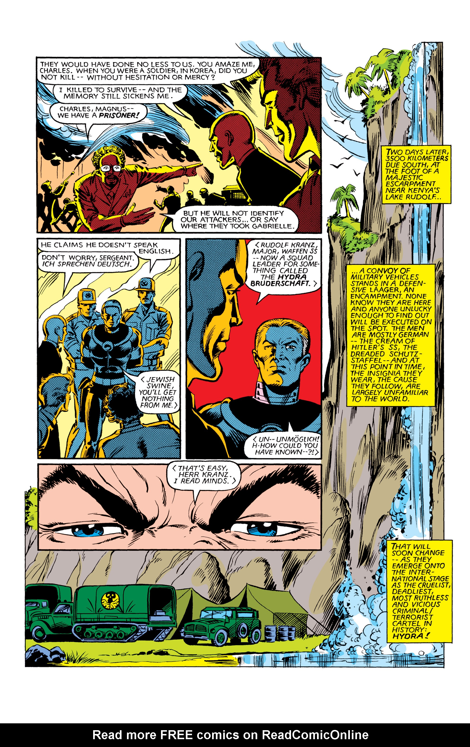 Read online Uncanny X-Men (1963) comic -  Issue #161 - 14