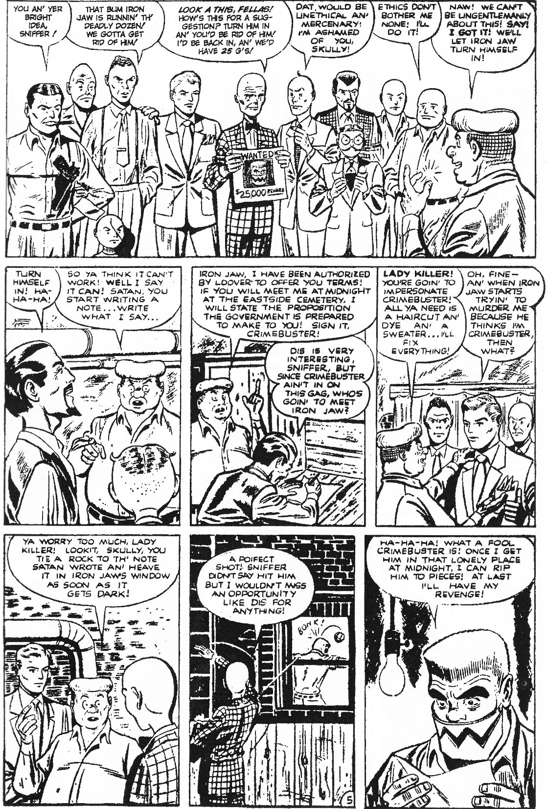 Read online Men of Mystery Comics comic -  Issue #70 - 39