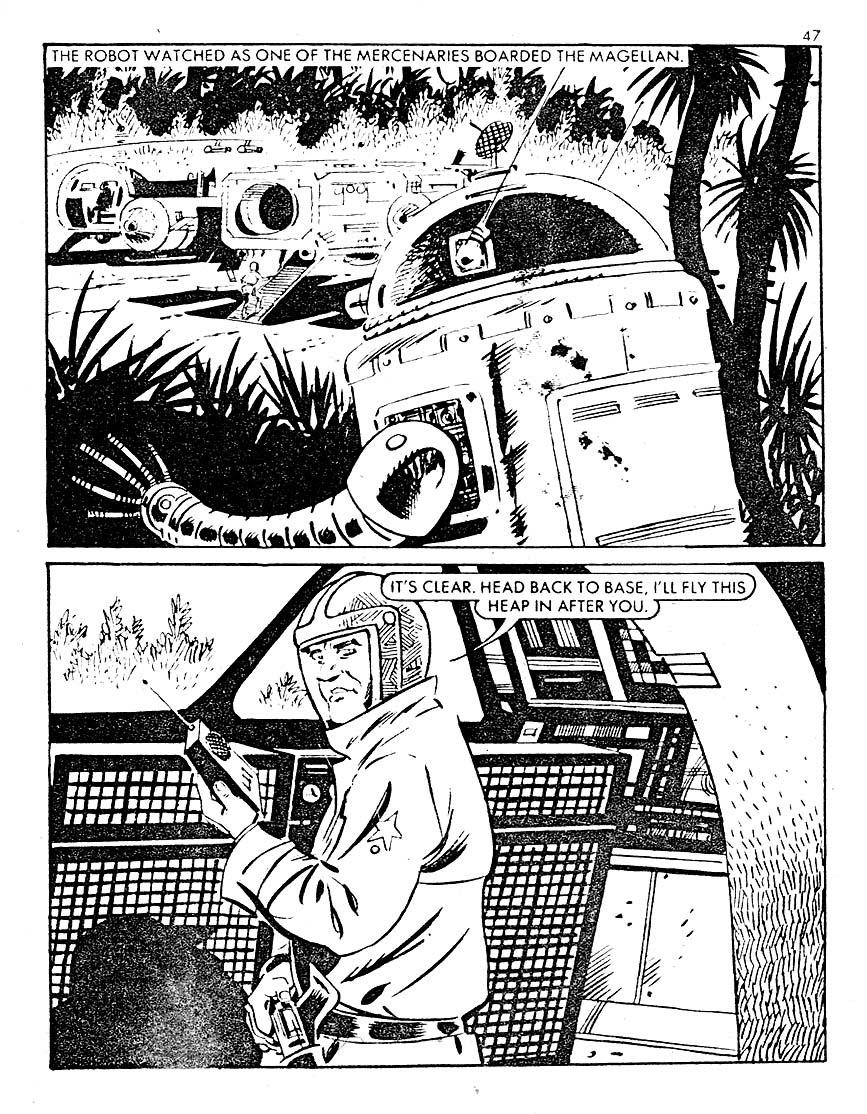 Starblazer issue 30 - Page 47