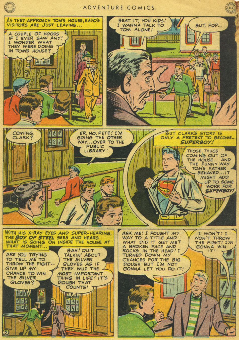 Read online Adventure Comics (1938) comic -  Issue #134 - 7