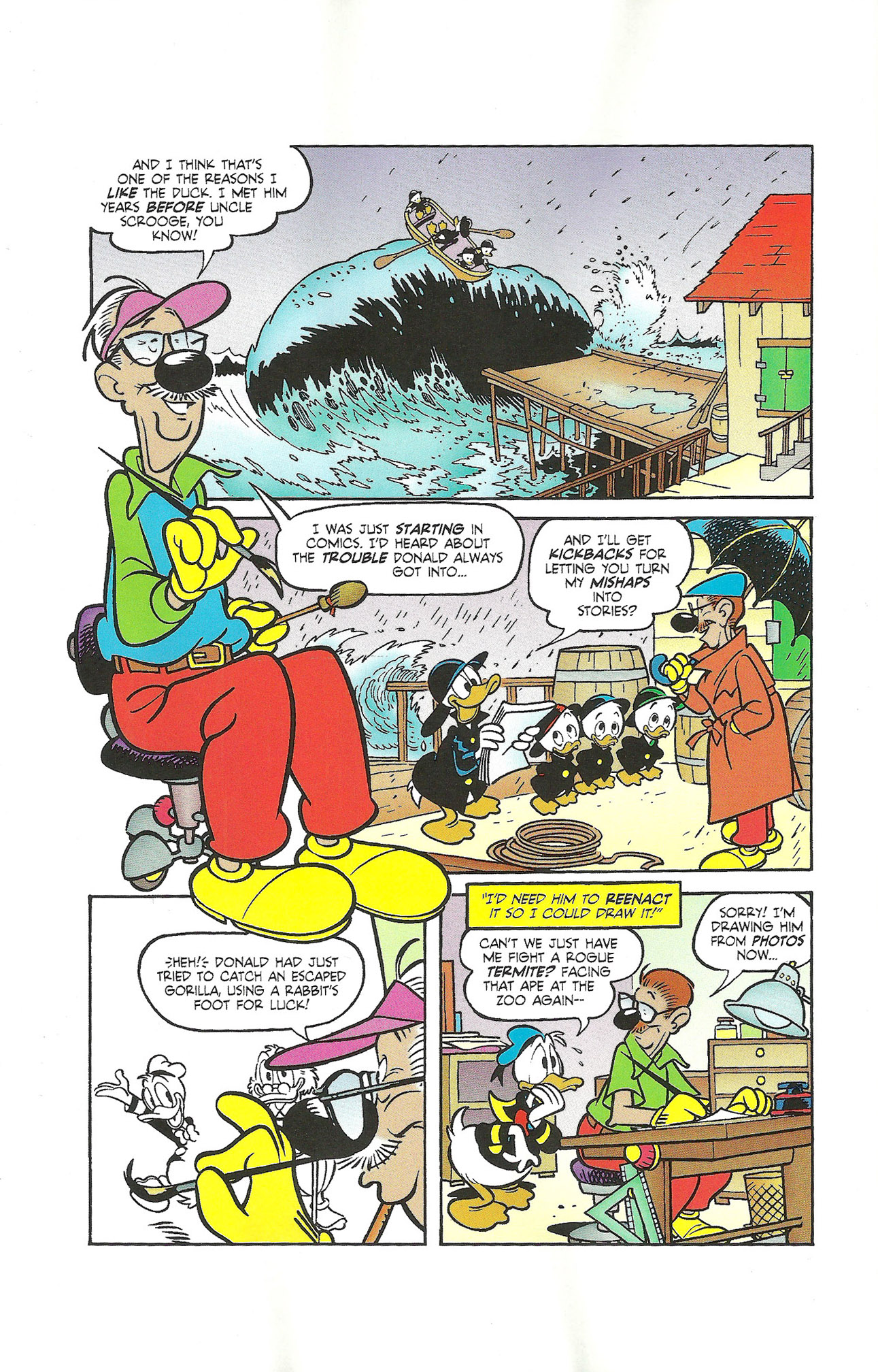 Read online Uncle Scrooge (1953) comic -  Issue #400 - 10