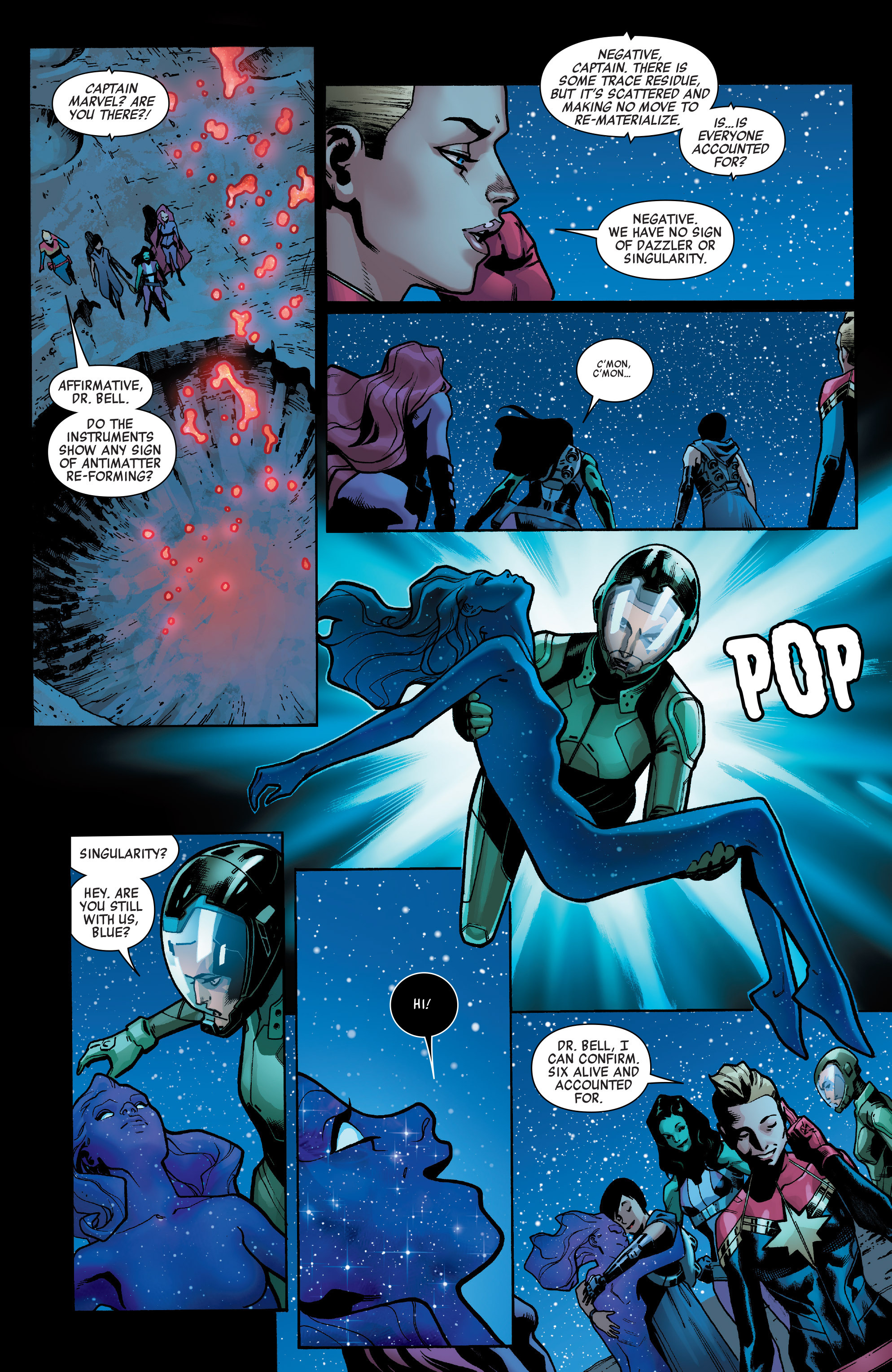 Read online A-Force (2016) comic -  Issue #4 - 13