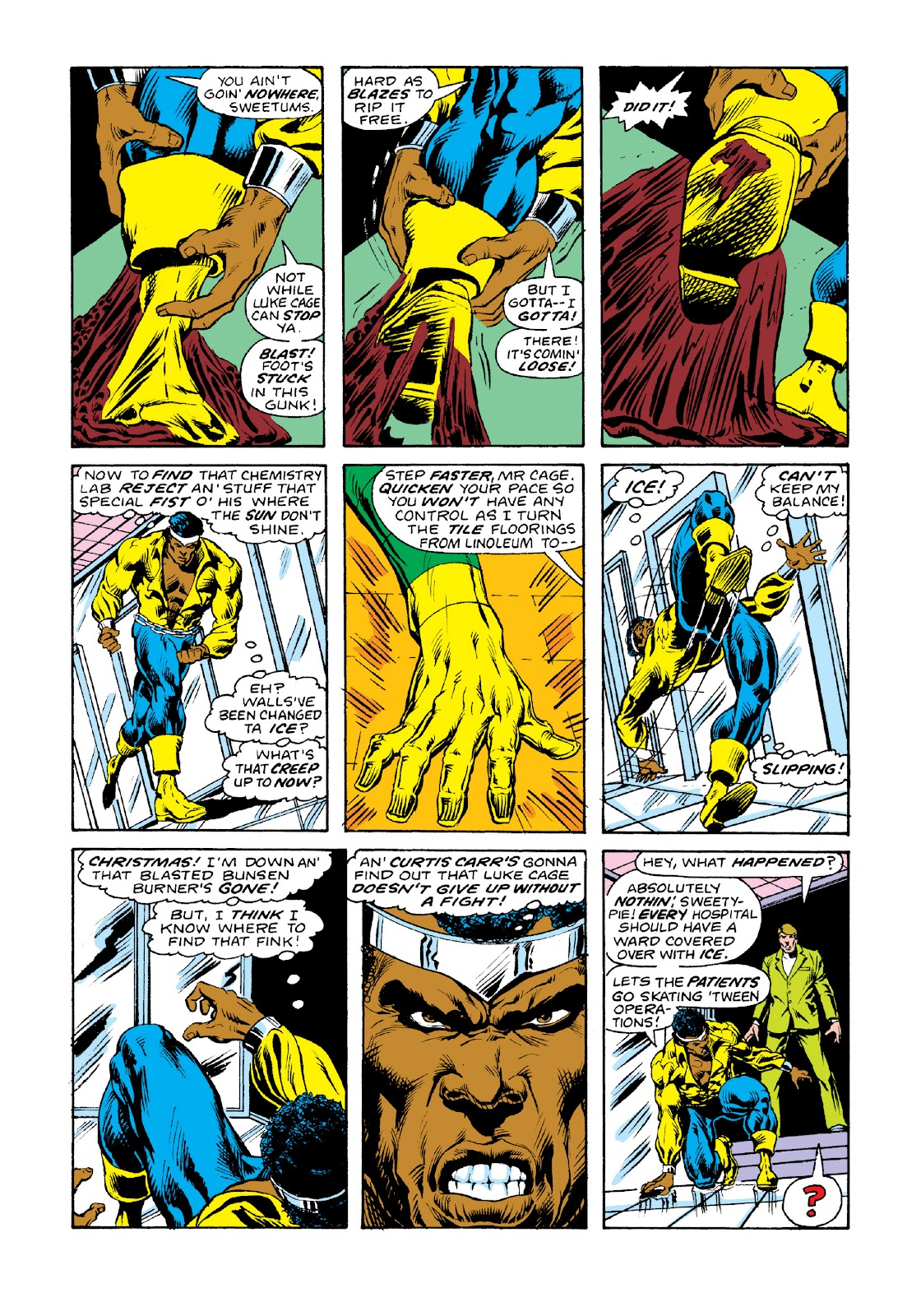 Read online Marvel Masterworks: Luke Cage, Power Man comic -  Issue # TPB 3 (Part 2) - 32