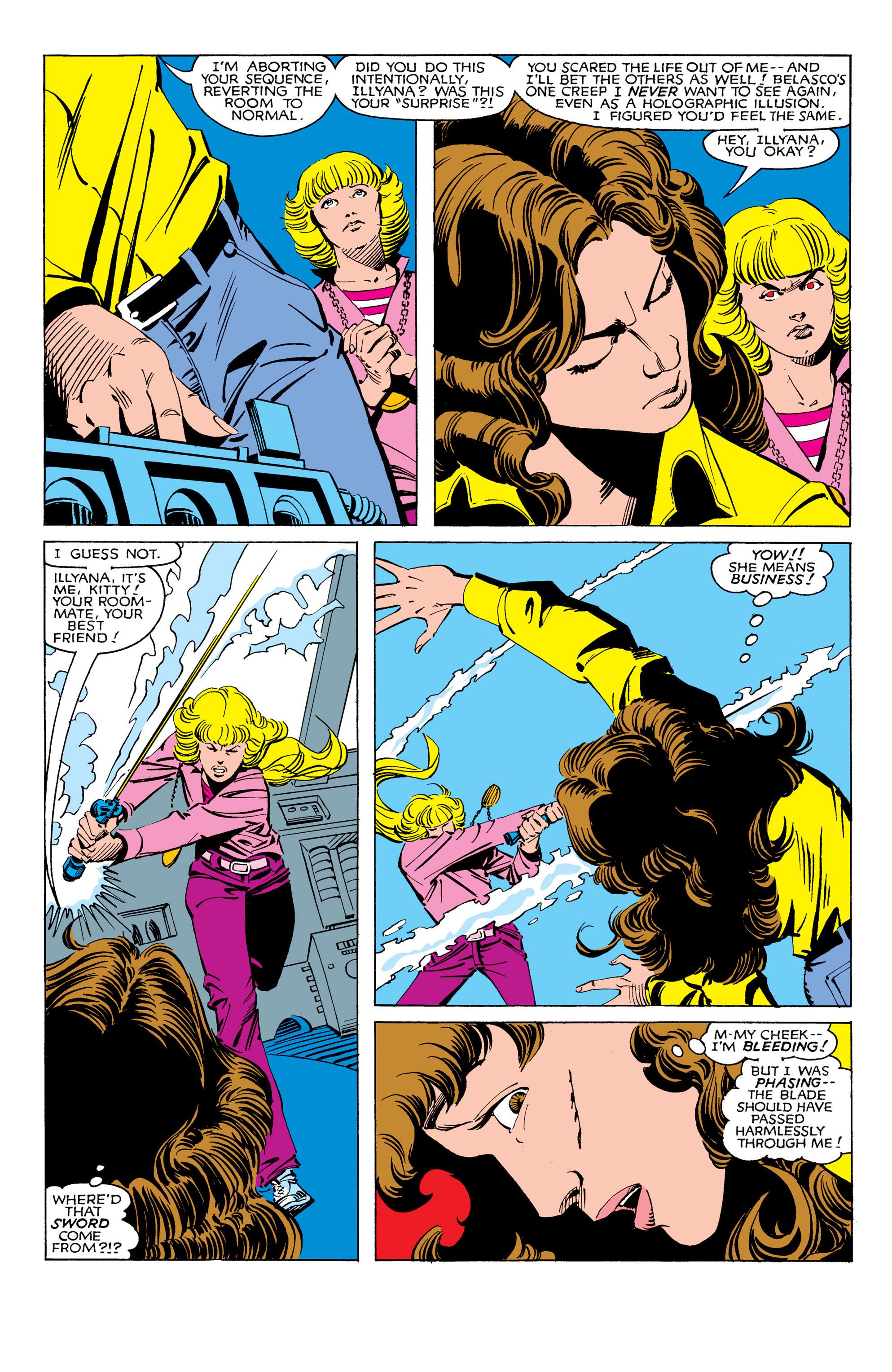 Read online Uncanny X-Men (1963) comic -  Issue #171 - 15