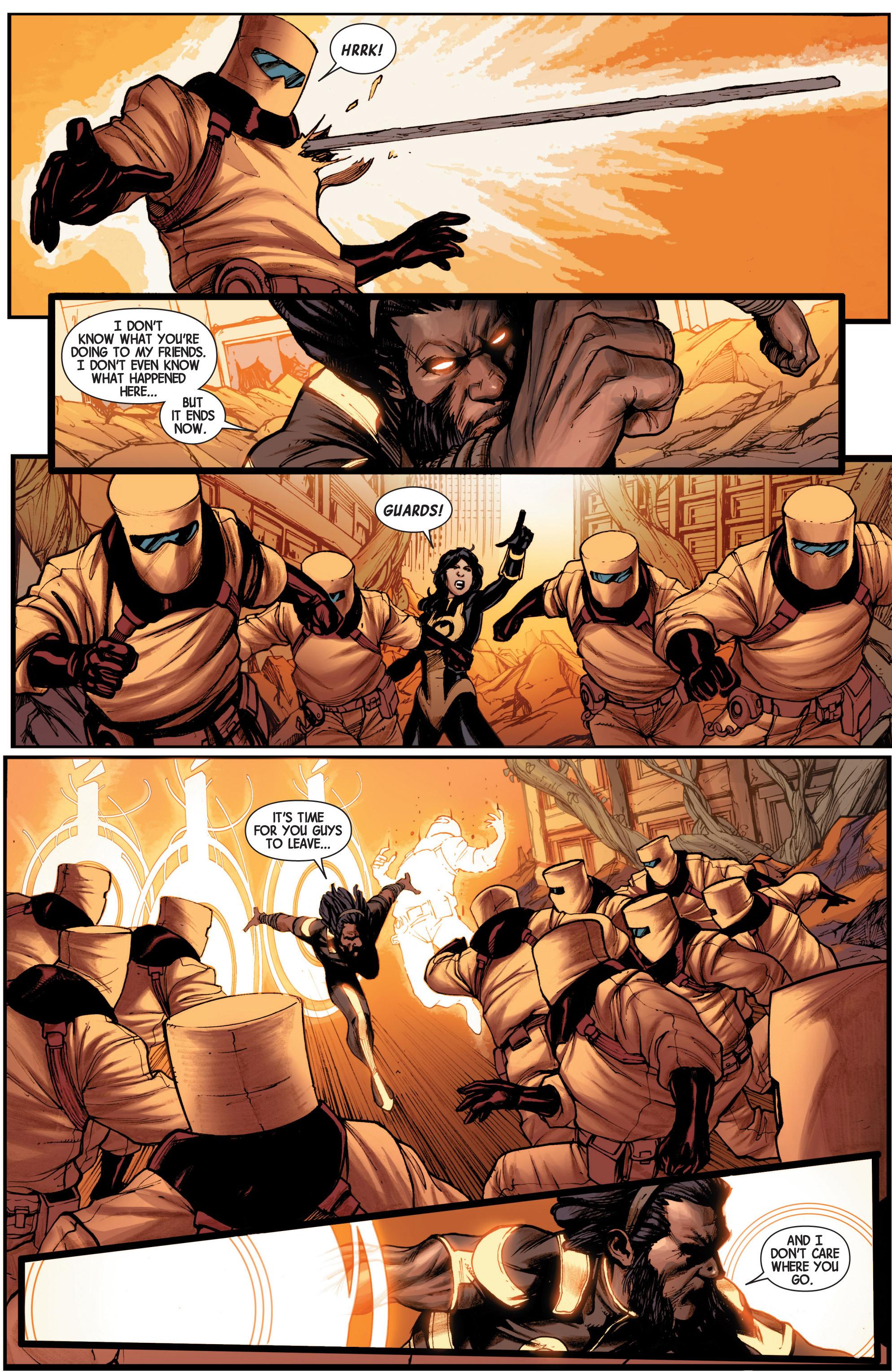 Read online Avengers (2013) comic -  Issue #Avengers (2013) _TPB 3 - 136
