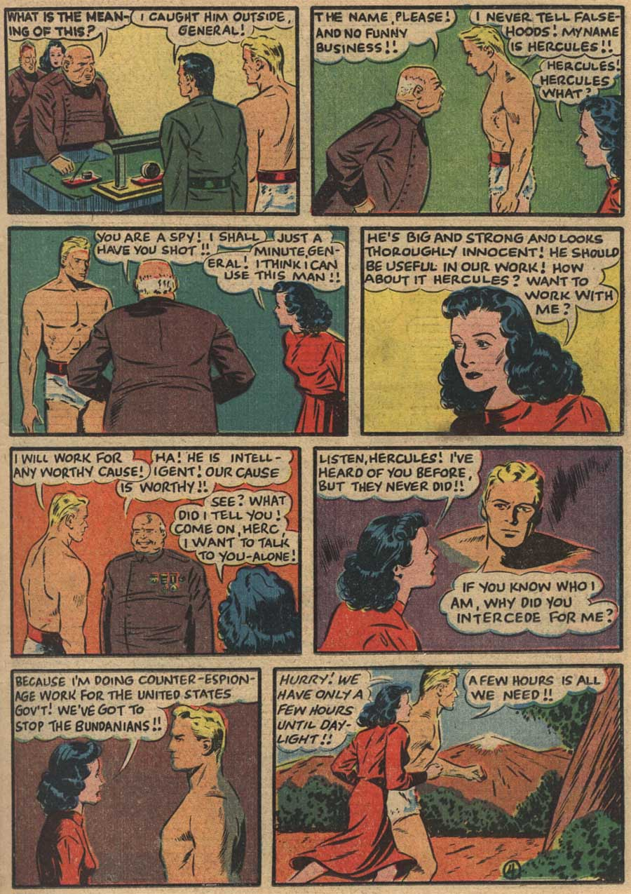 Blue Ribbon Comics (1939) issue 7 - Page 19