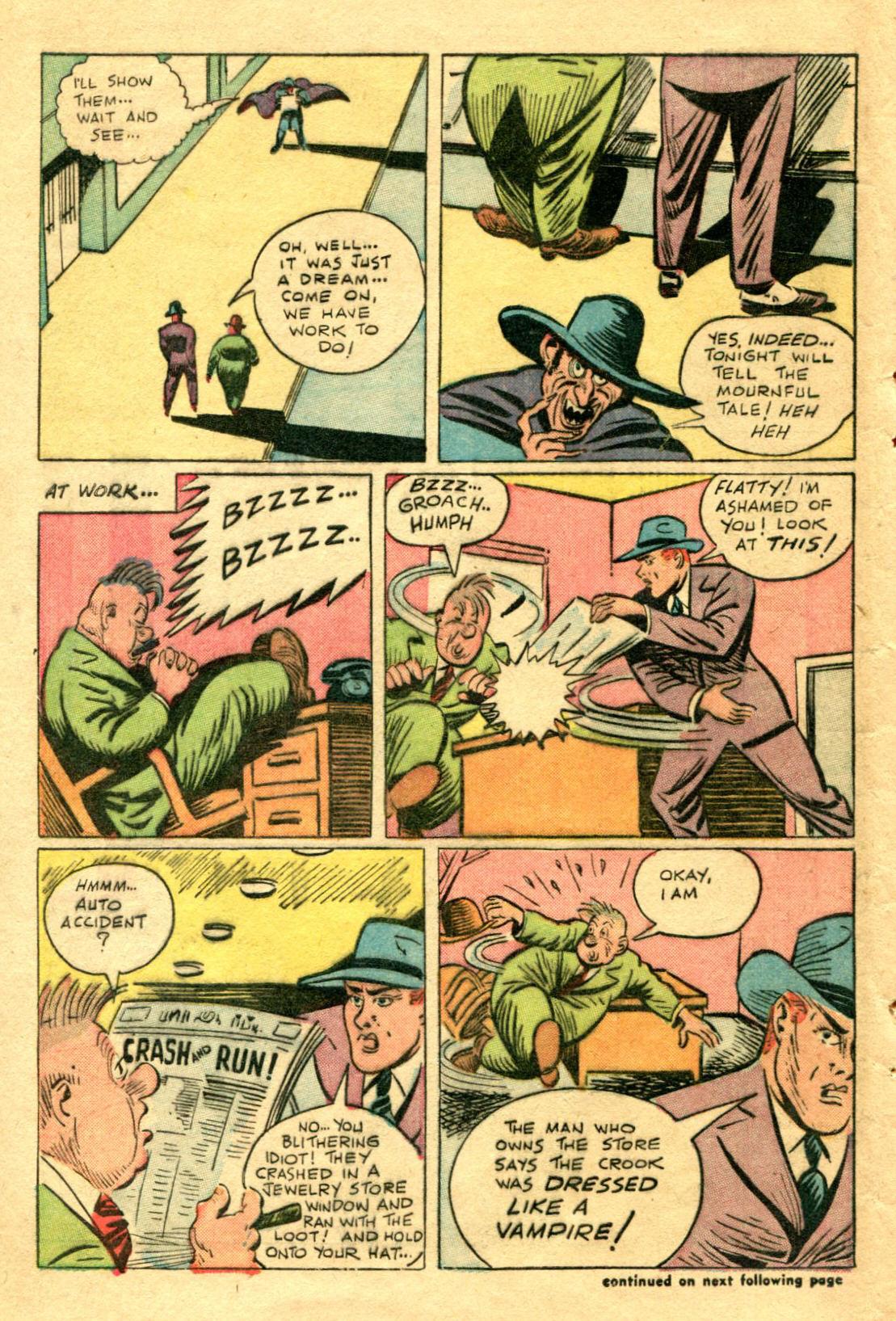 Read online Shadow Comics comic -  Issue #75 - 39