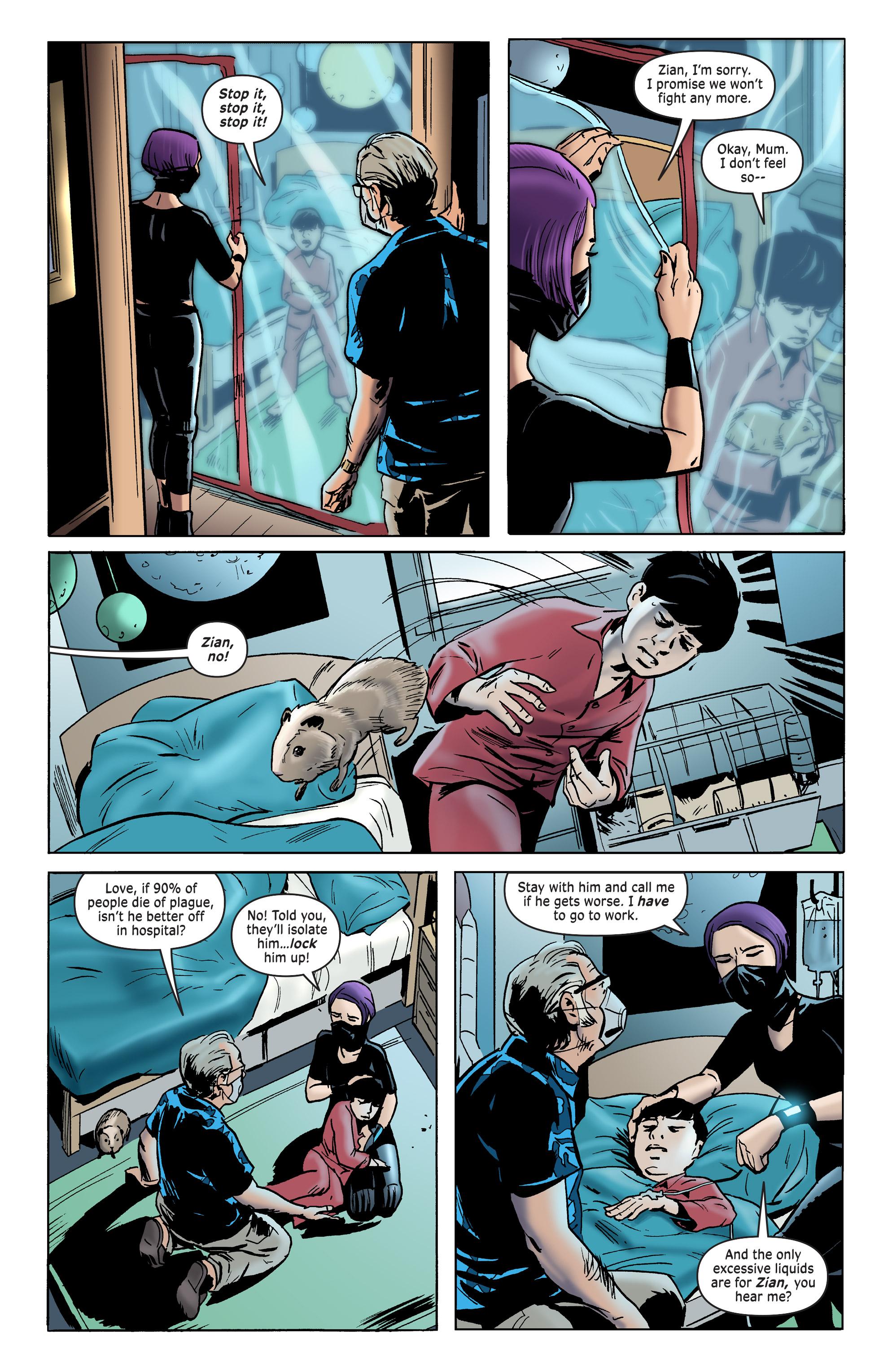 Read online Surgeon X Special: Trial & Error comic -  Issue # Full - 5