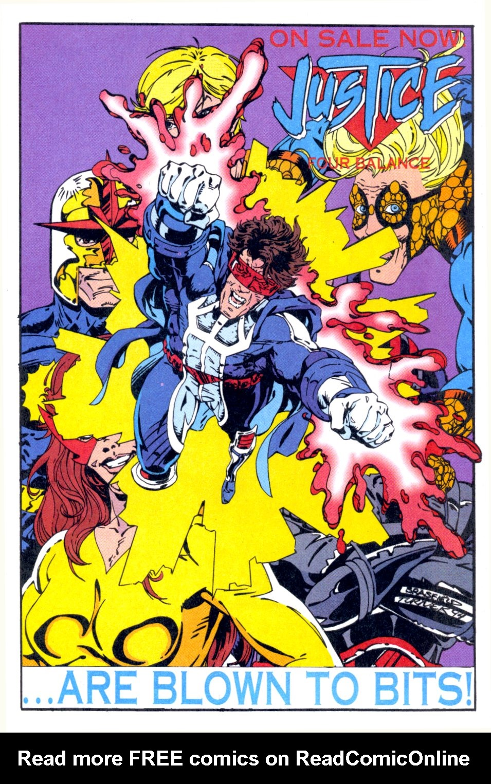 The New Warriors Issue #52 #56 - English 23