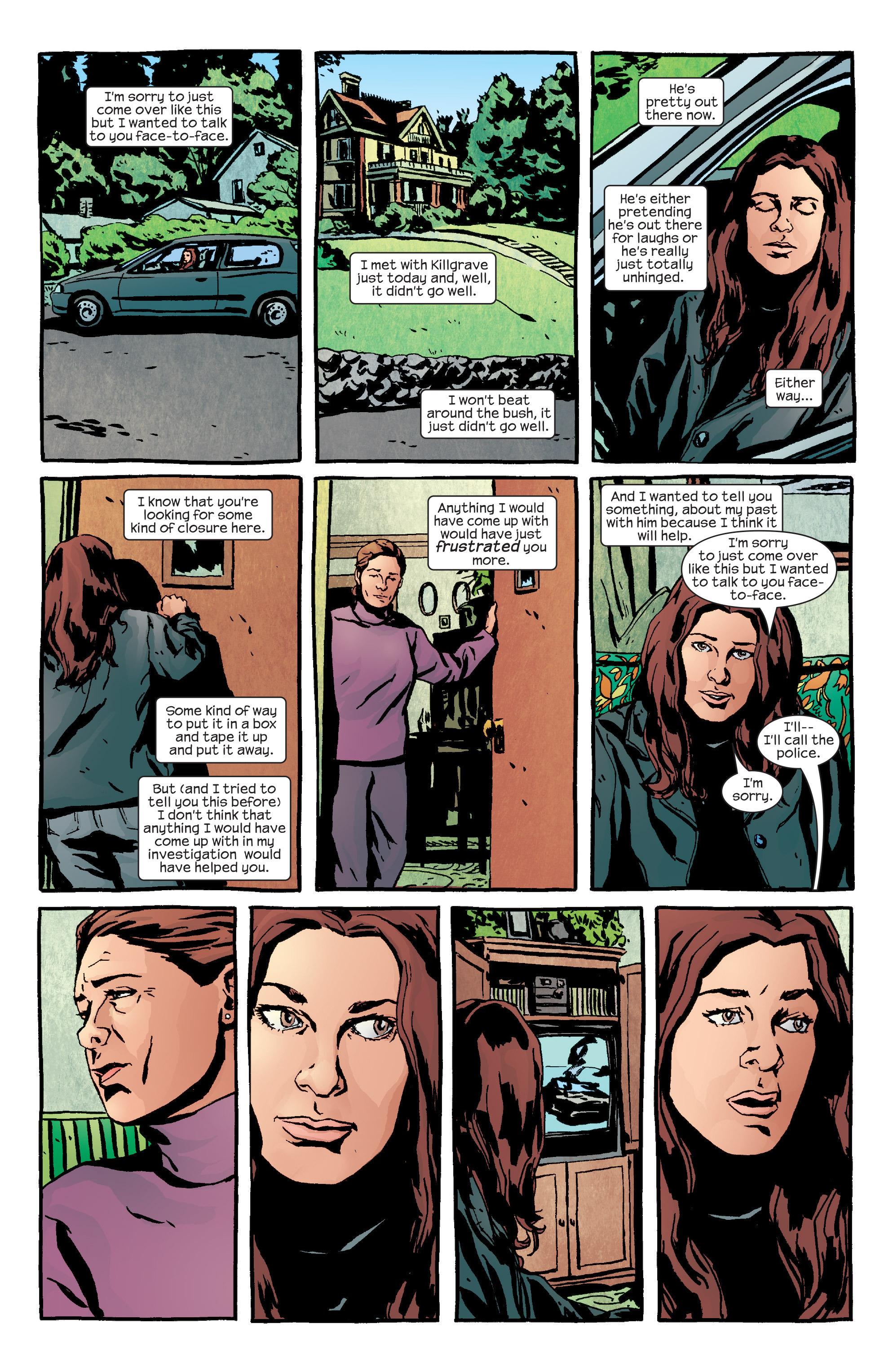 Read online Alias comic -  Issue #27 - 8