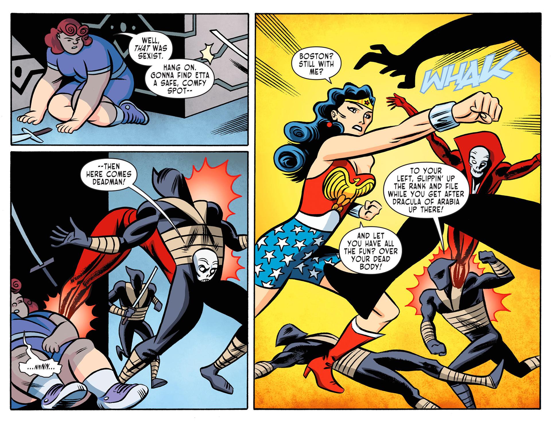 Read online Sensation Comics Featuring Wonder Woman comic -  Issue #8 - 16