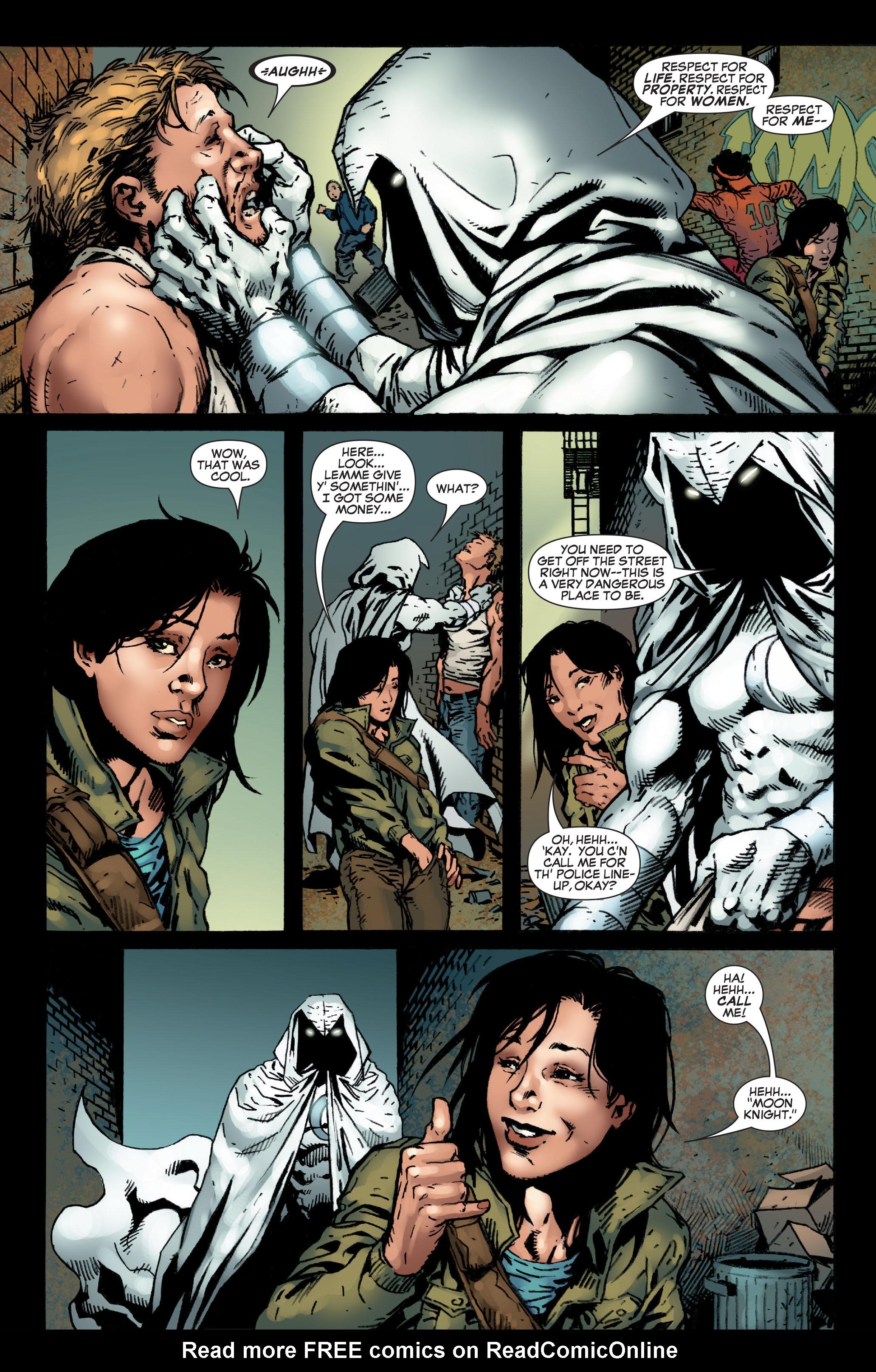 Read online World War Hulk: Front Line comic -  Issue #5 - 6