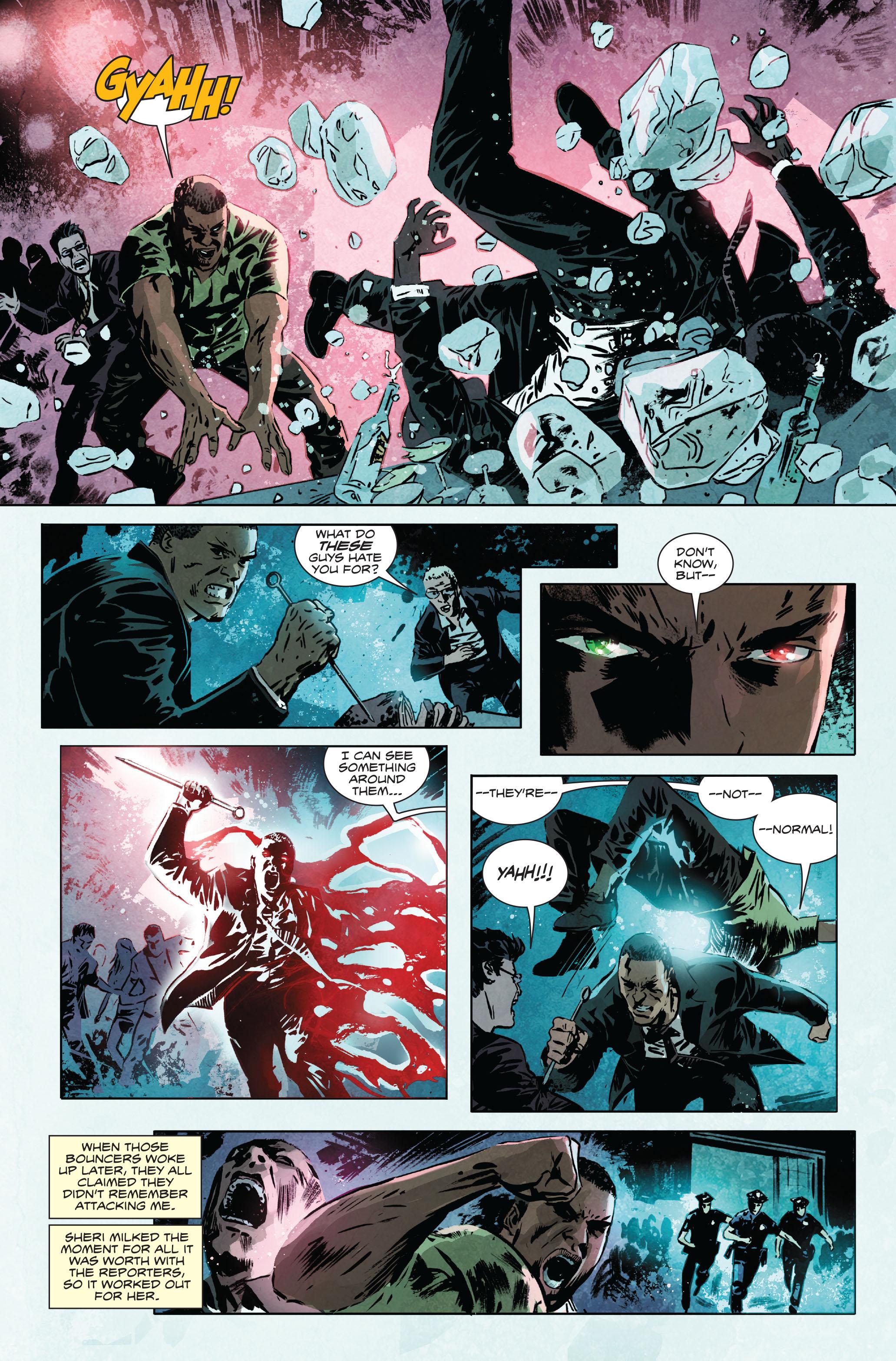 Read online Atlas comic -  Issue #1 - 10