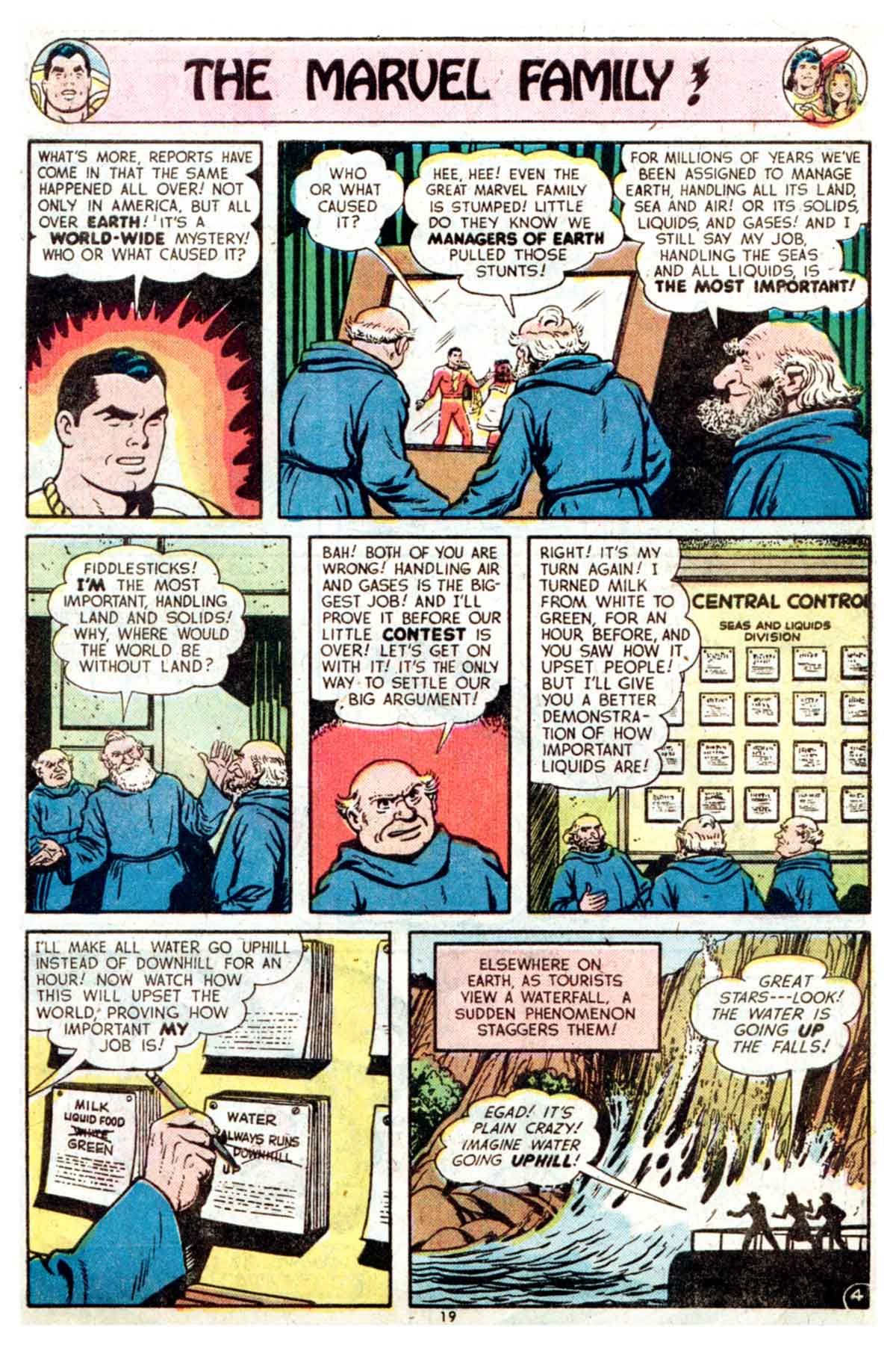Read online Shazam! (1973) comic -  Issue #16 - 19