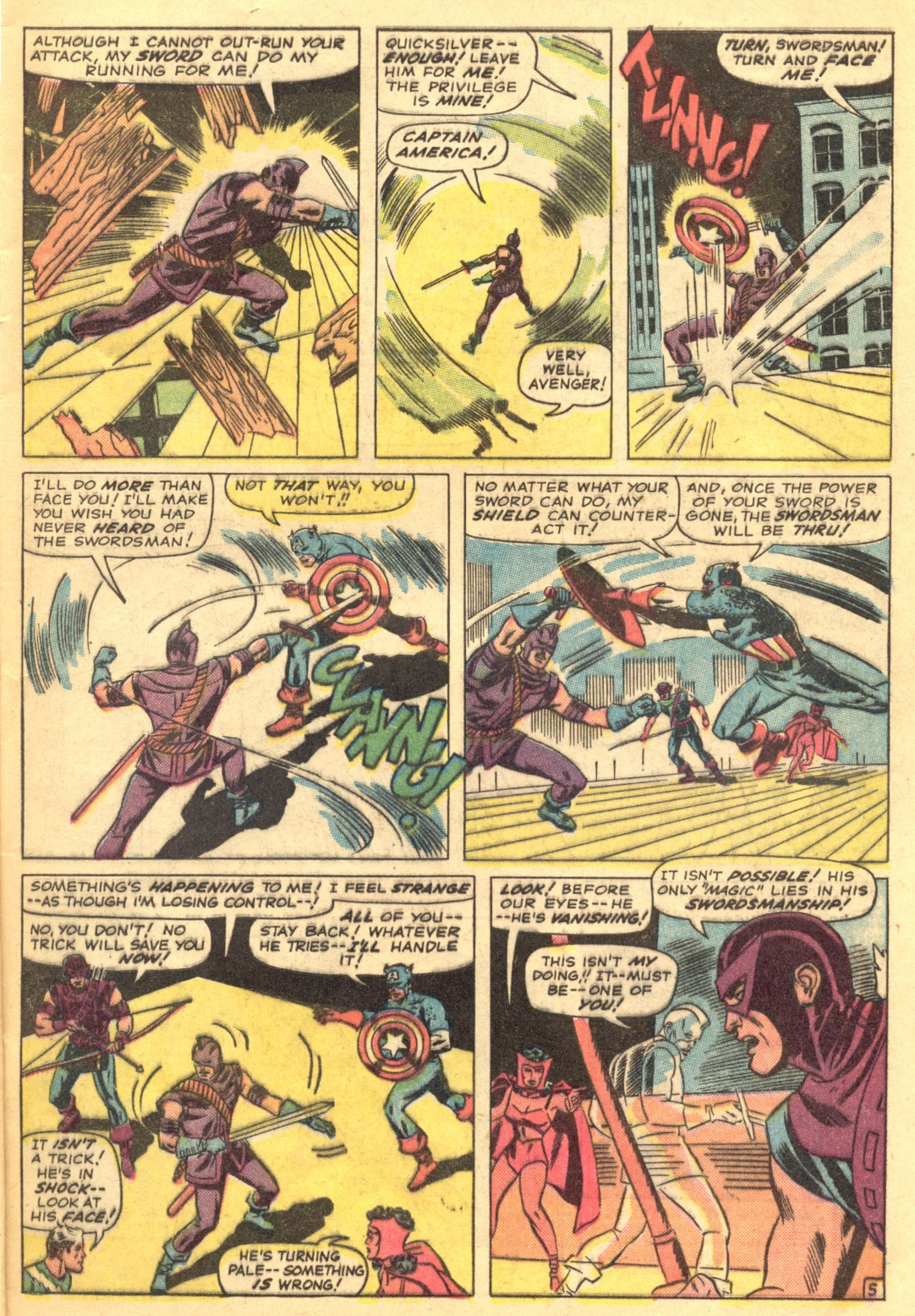 The Avengers (1963) 20 Page 8