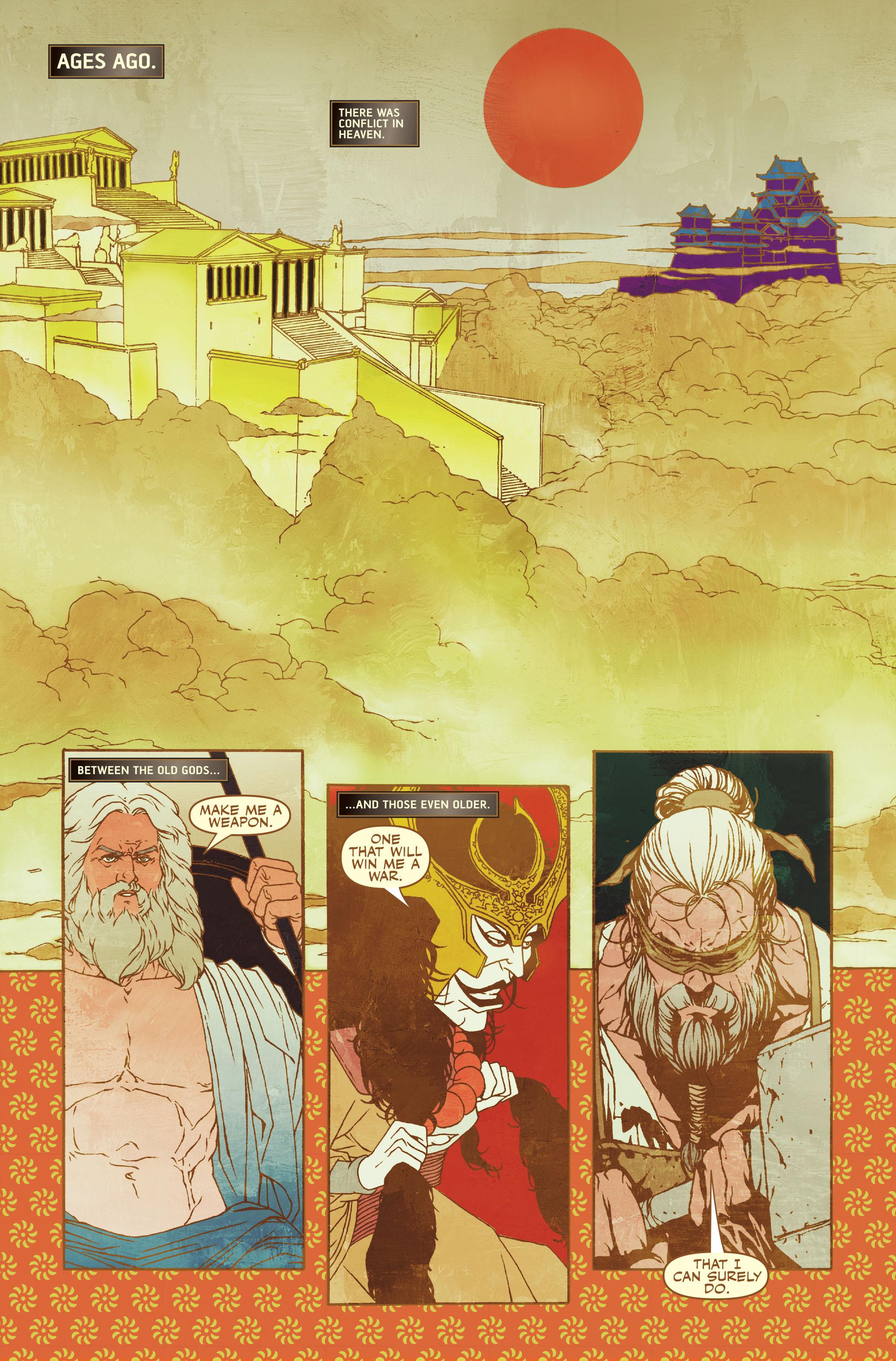 Read online Secret Warriors comic -  Issue #10 - 4