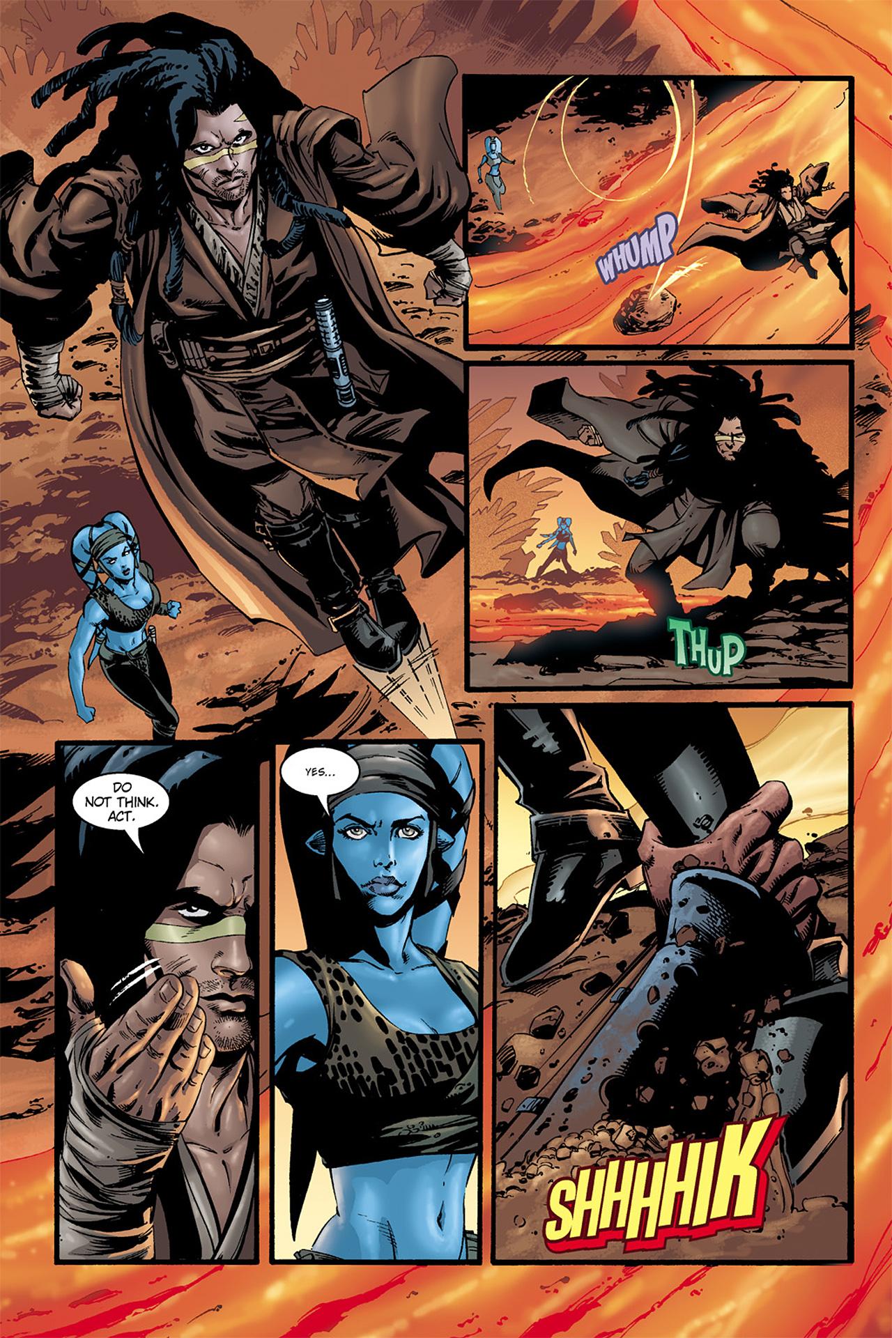 Read online Star Wars Omnibus comic -  Issue # Vol. 15.5 - 186