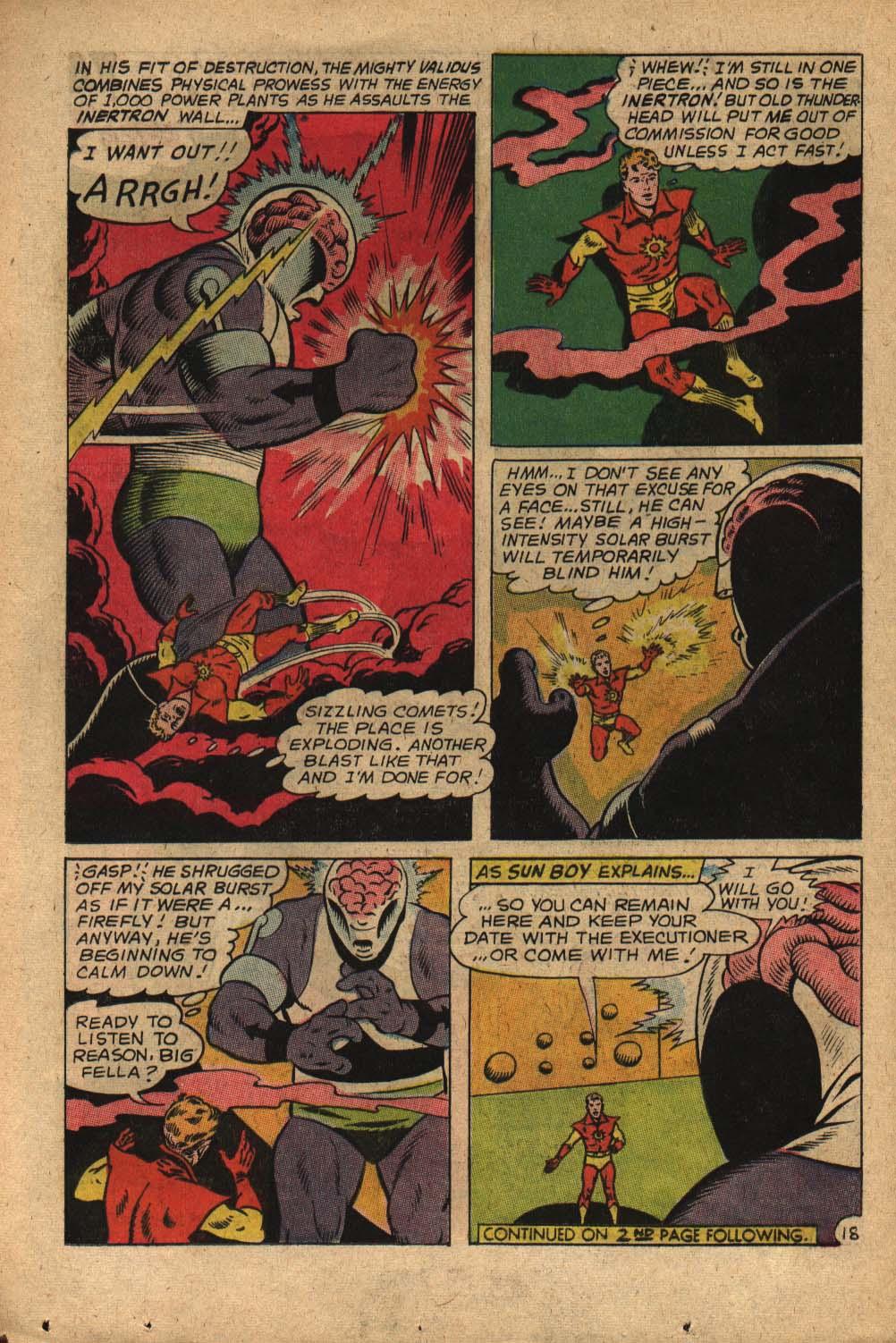 Read online Adventure Comics (1938) comic -  Issue #352 - 24