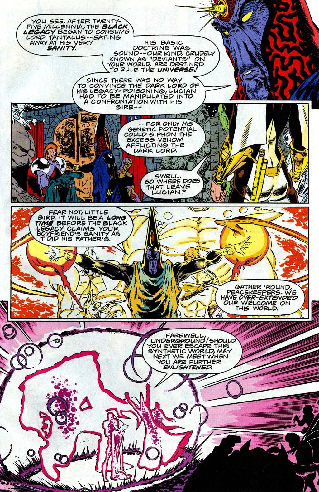 Read online Blackwulf comic -  Issue #10 - 20