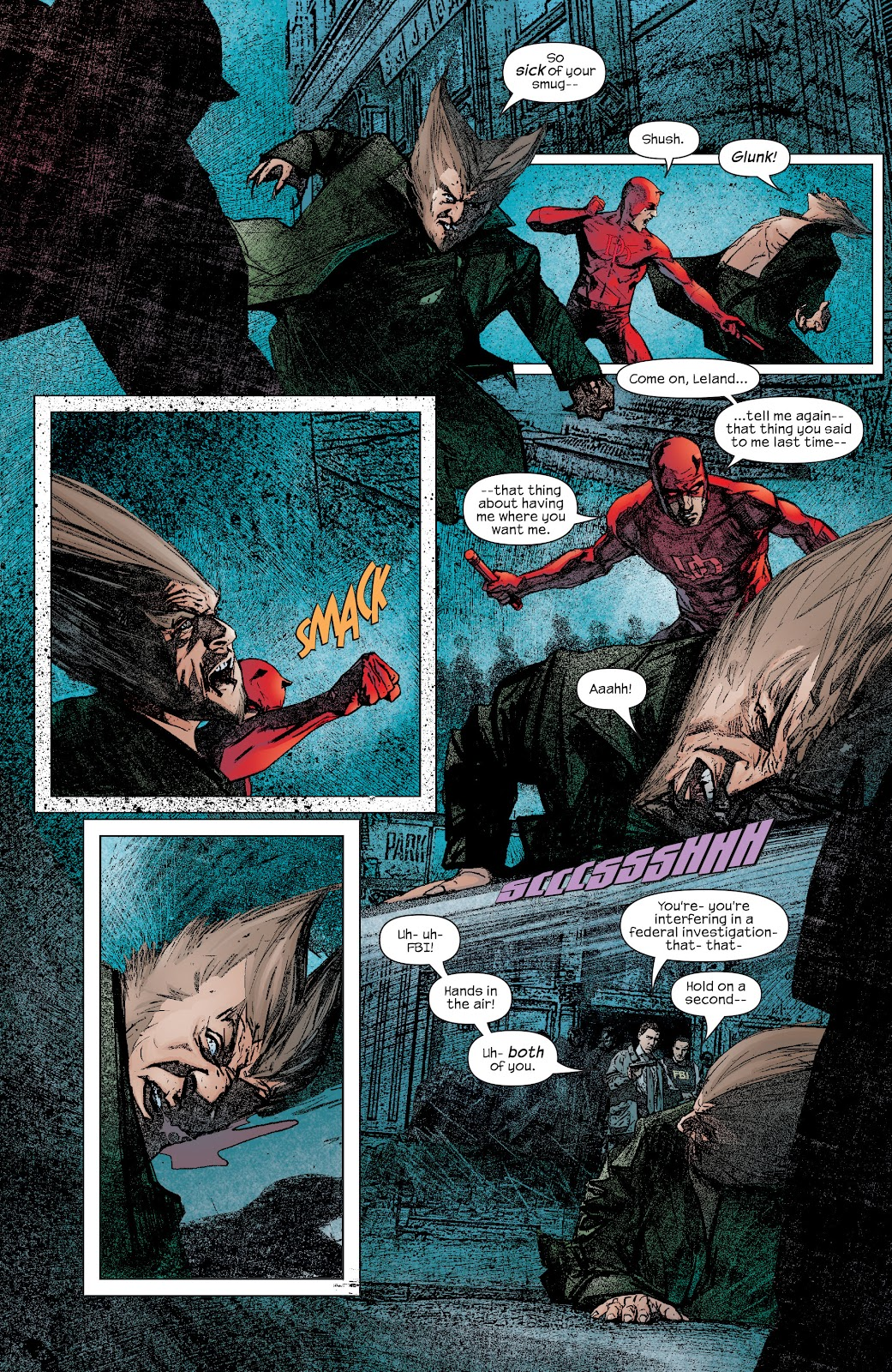 Read online Daredevil (1998) comic -  Issue # _Ultimate_Collection TPB 2 (Part 2) - 7