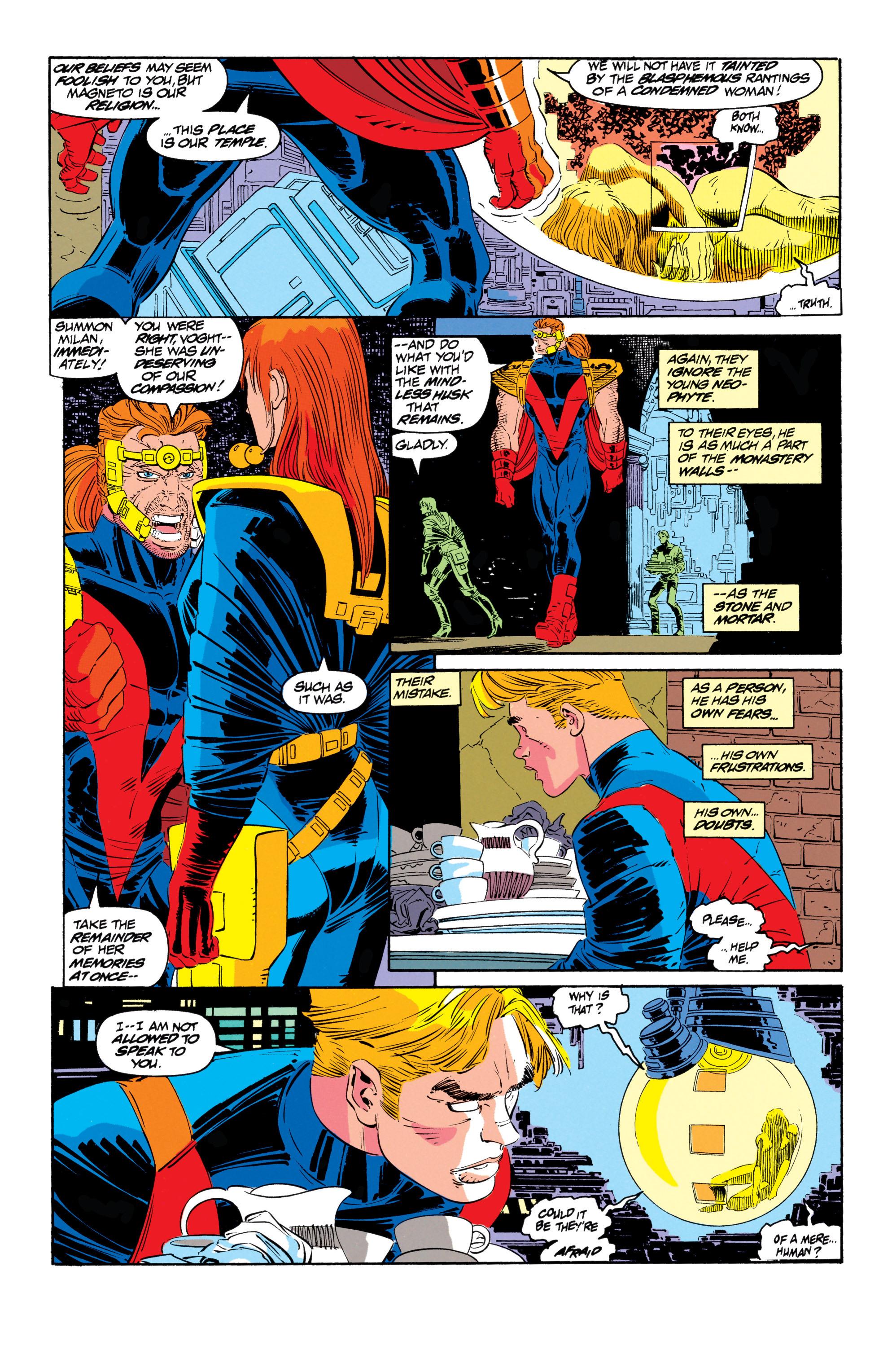 Read online Uncanny X-Men (1963) comic -  Issue #300 - 19