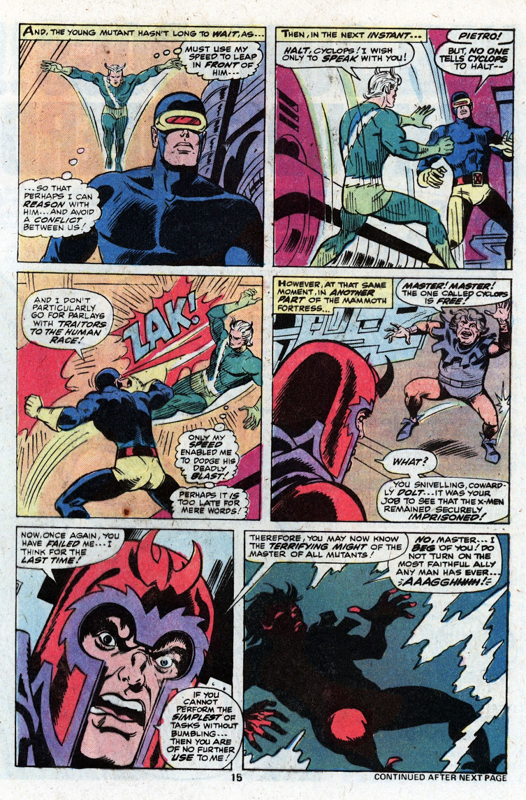 Marvel Triple Action (1972) issue 45 - Page 17