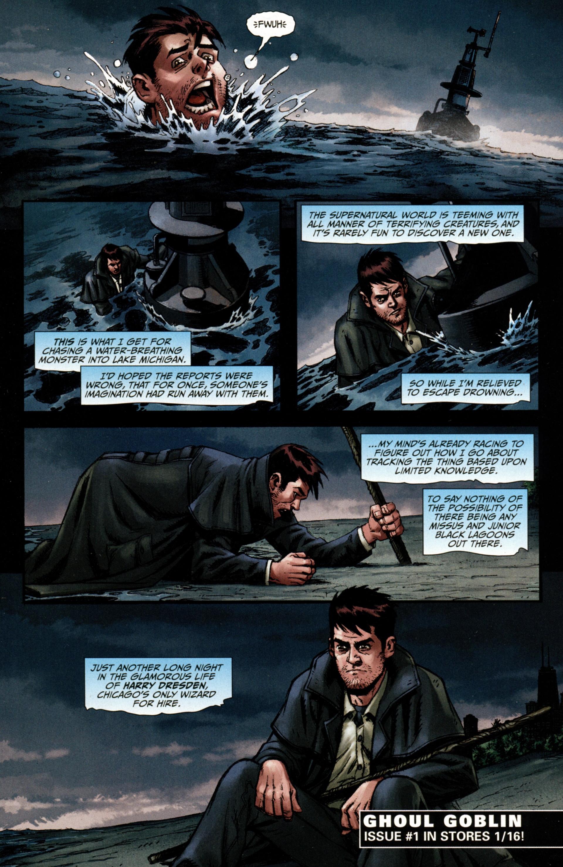 Read online Prophecy comic -  Issue #7 - 28