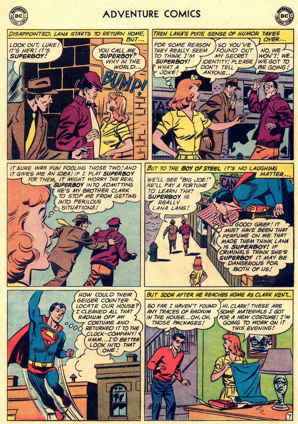 Read online Adventure Comics (1938) comic -  Issue #297 - 9