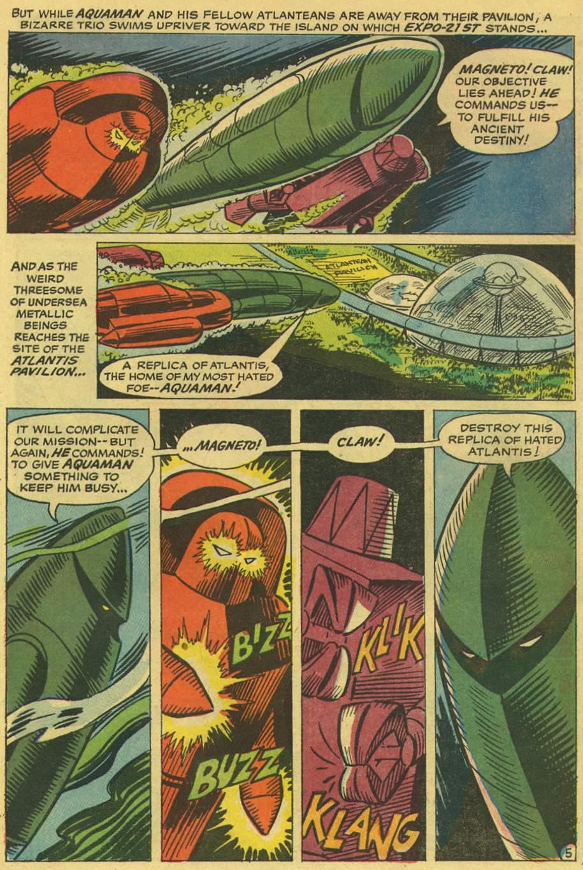 Read online Aquaman (1962) comic -  Issue #36 - 7