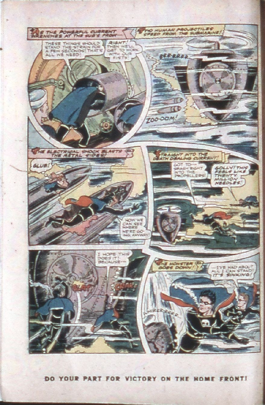 Read online America's Best Comics comic -  Issue #11 - 10