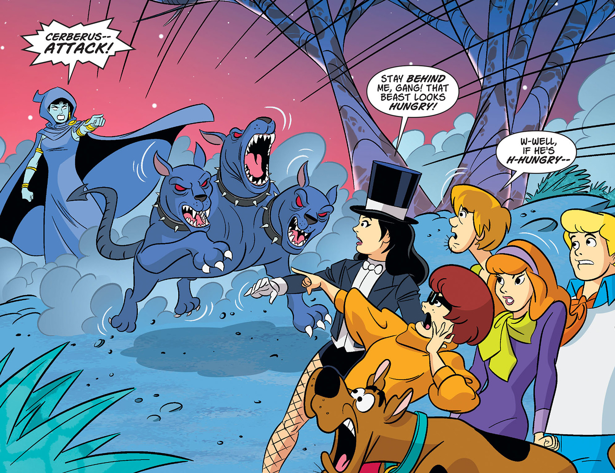 Read online Scooby-Doo! Team-Up comic -  Issue #38 - 4