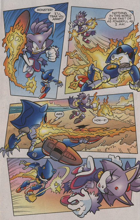 Read online Sonic Universe comic -  Issue #1 - 13