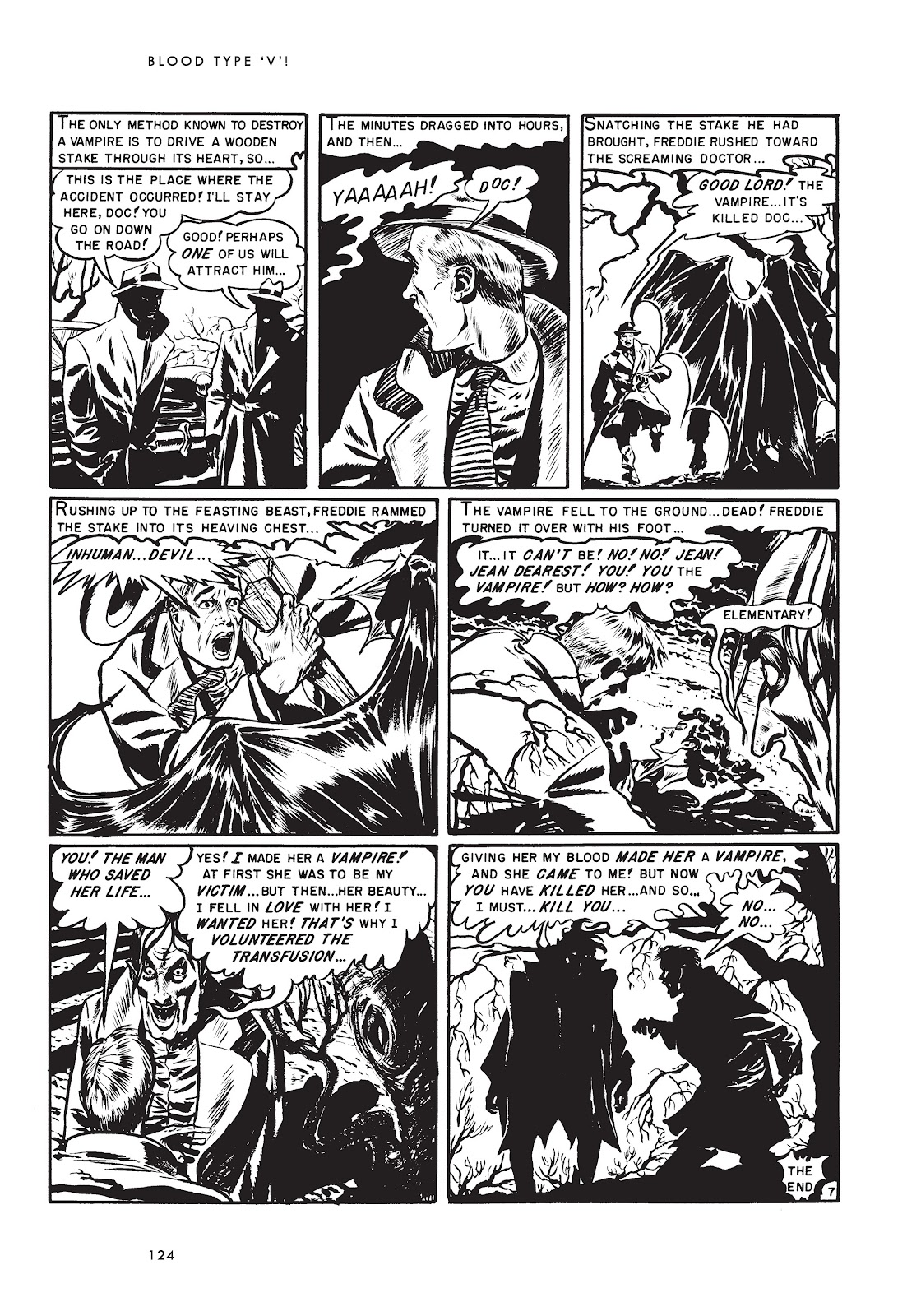 Read online Doctor of Horror and Other Stories comic -  Issue # TPB (Part 2) - 40