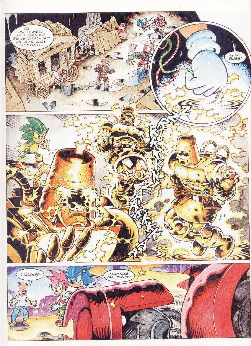 Read online Sonic the Comic comic -  Issue #76 - 27
