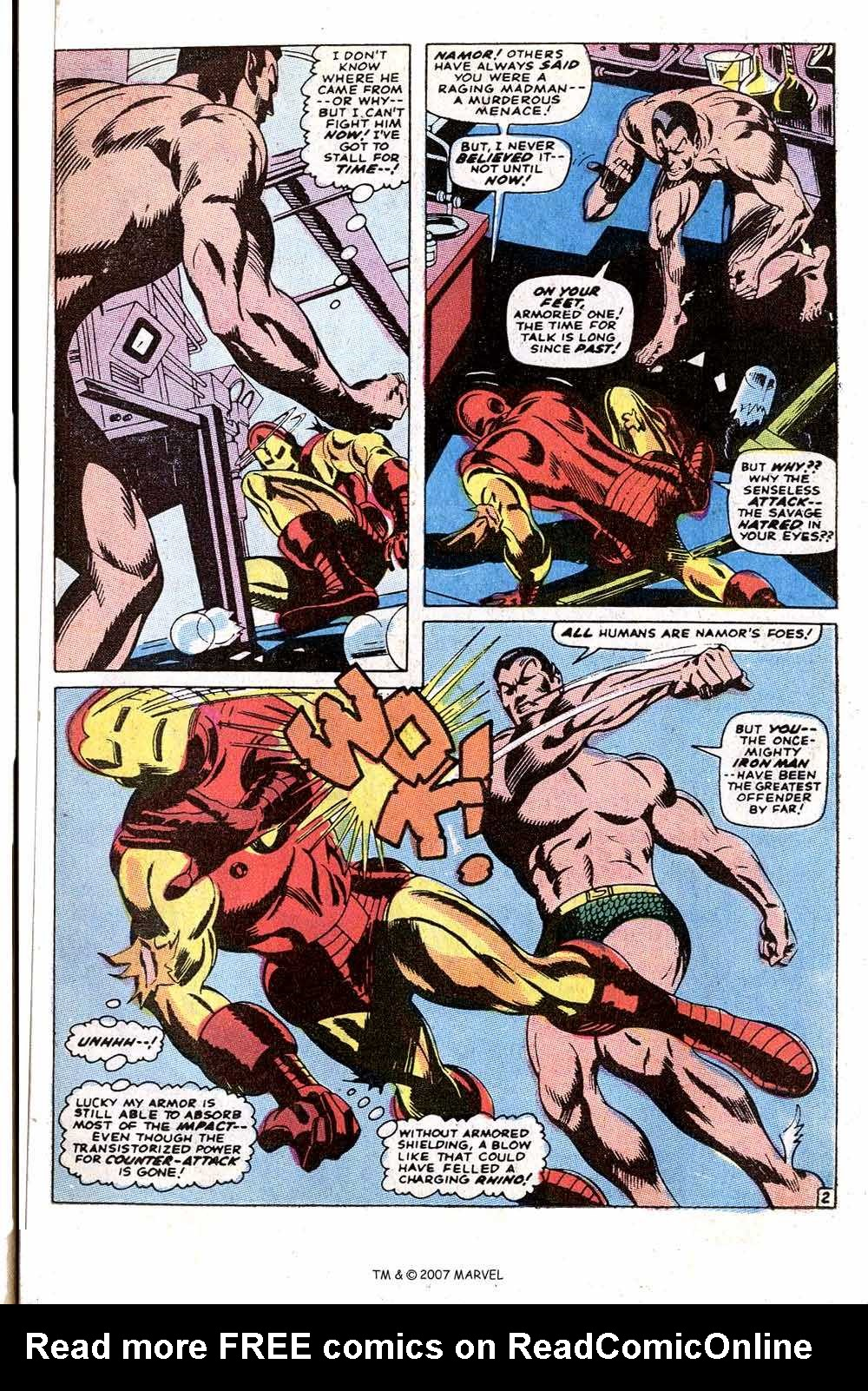 Iron Man Annual issue 1 - Page 37