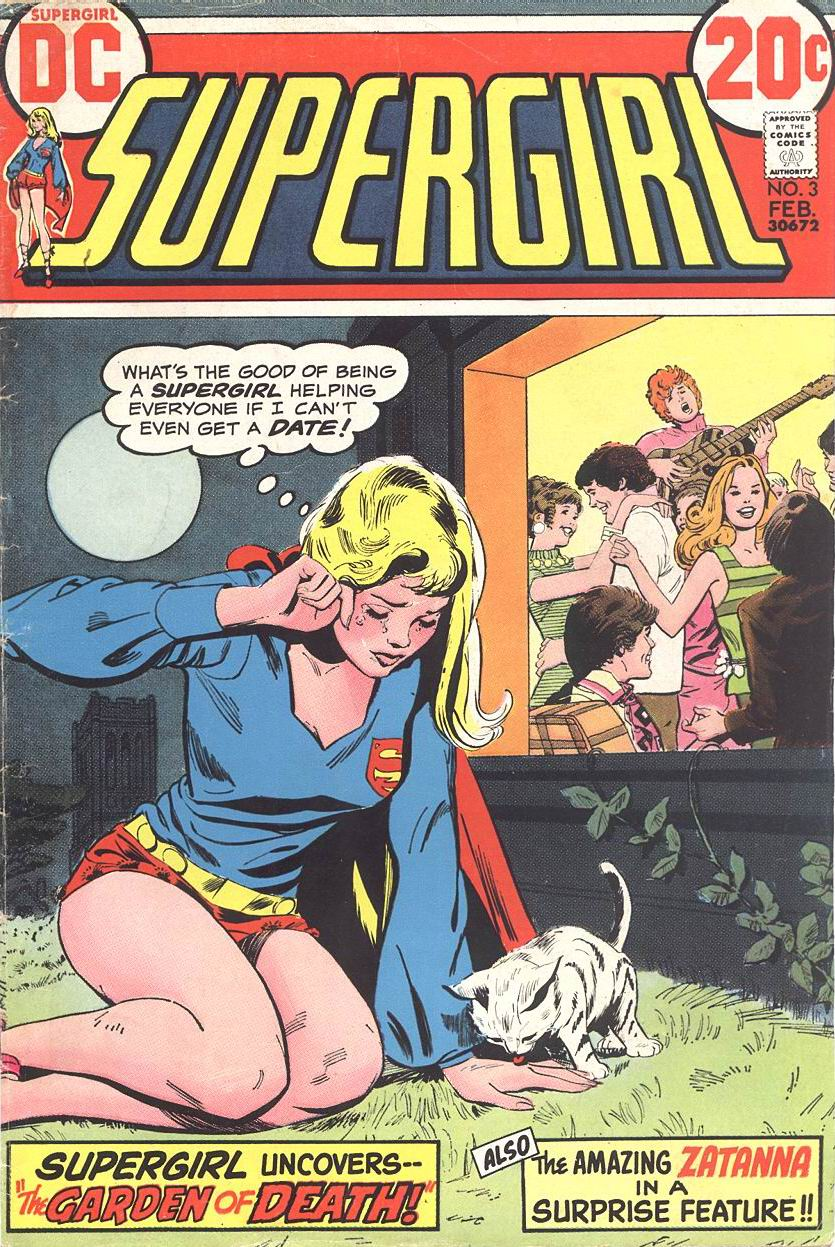 Supergirl (1972) 3 Page 1