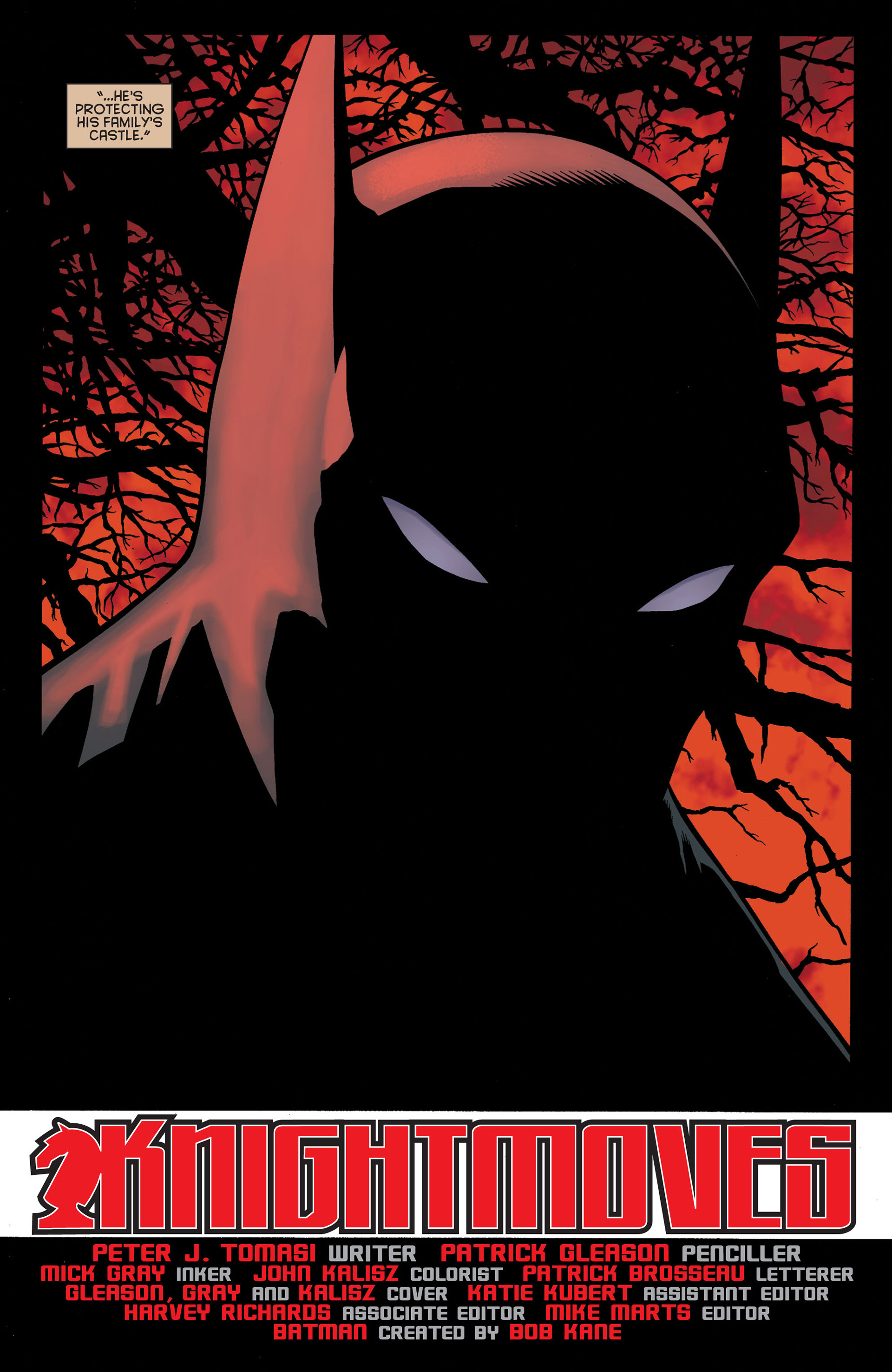 Read online Batman and Robin (2011) comic -  Issue #3 - 3