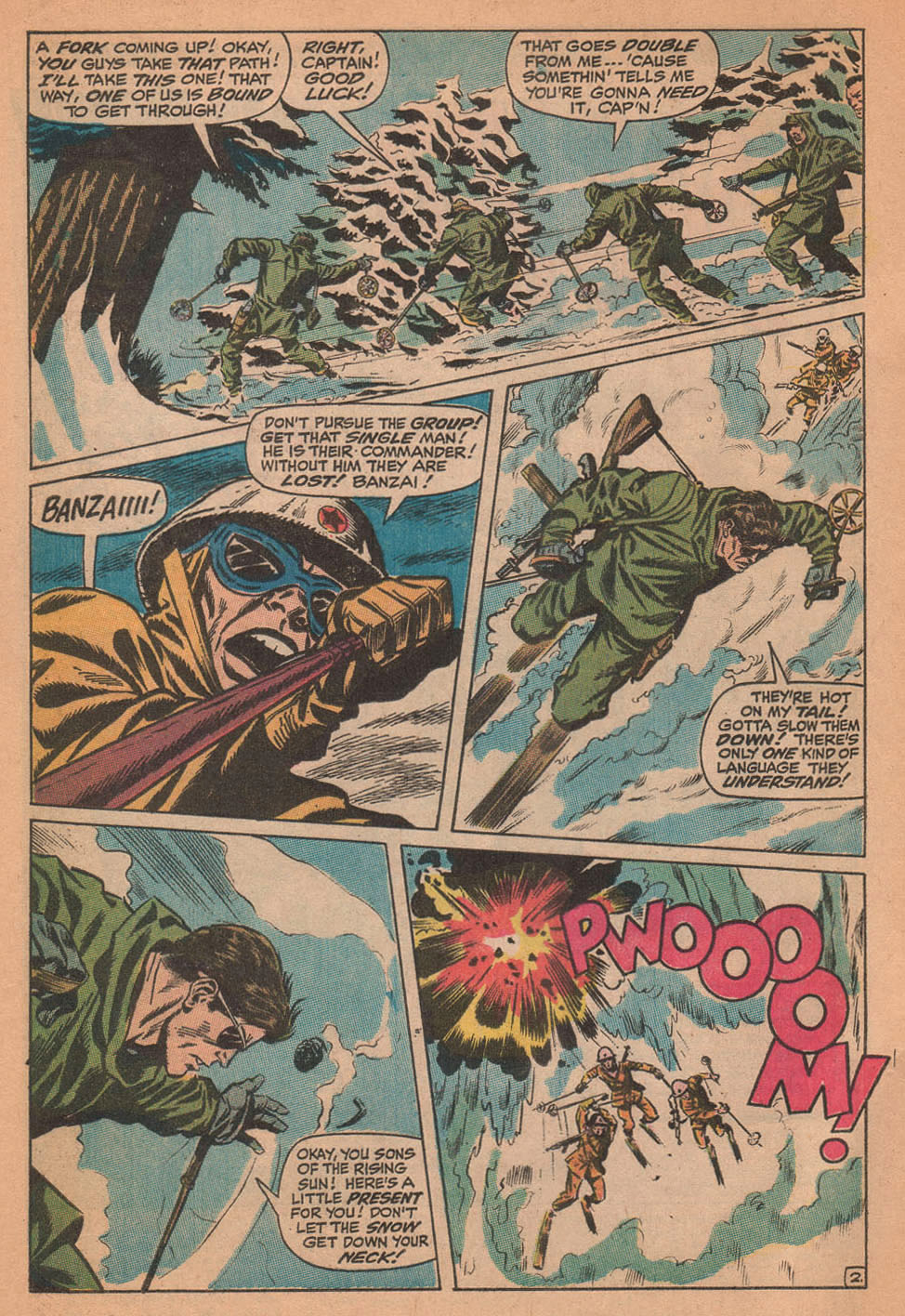 Captain Savage and his Leatherneck Raiders issue 16 - Page 4