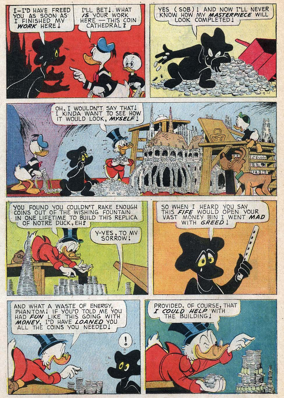 Read online Uncle Scrooge (1953) comic -  Issue #60 - 26