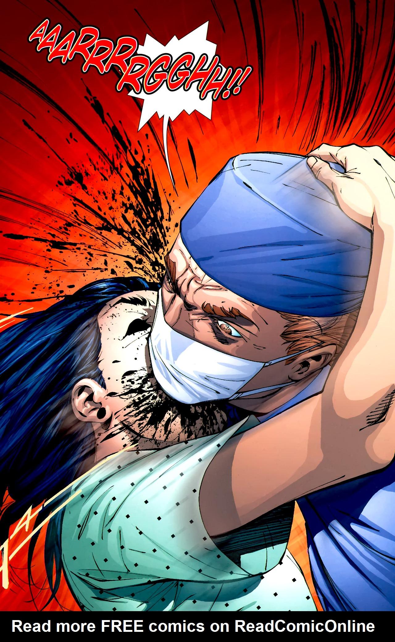 Read online Dead Romeo comic -  Issue #4 - 14