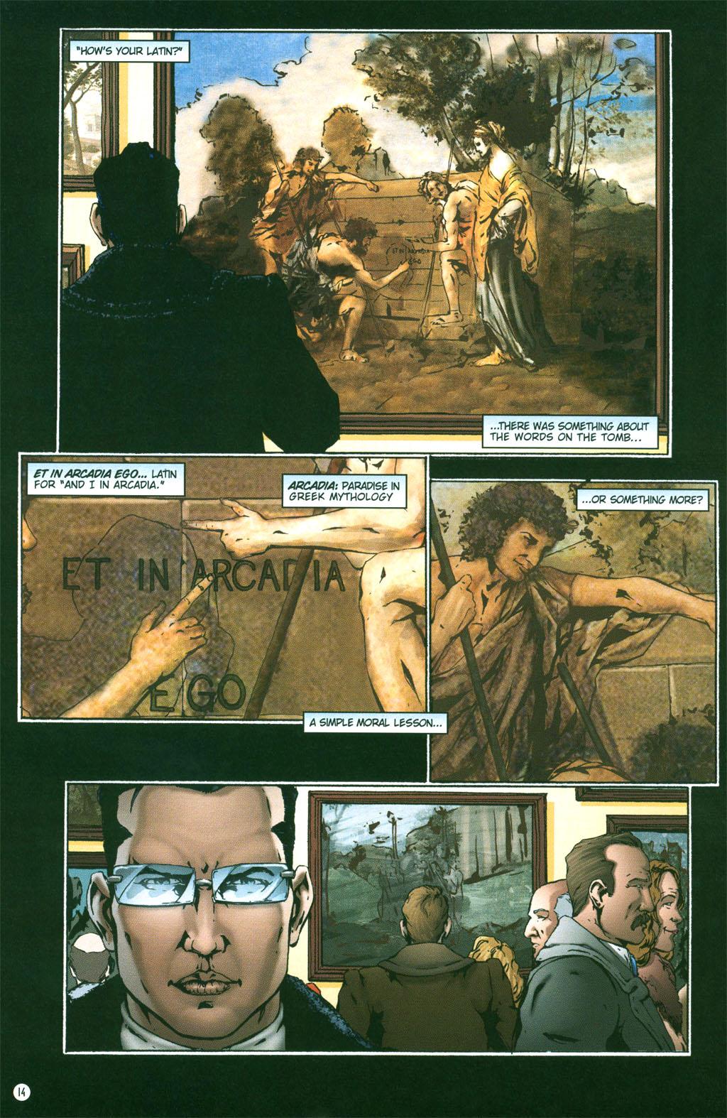 Read online Rex Mundi comic -  Issue #2 - 15