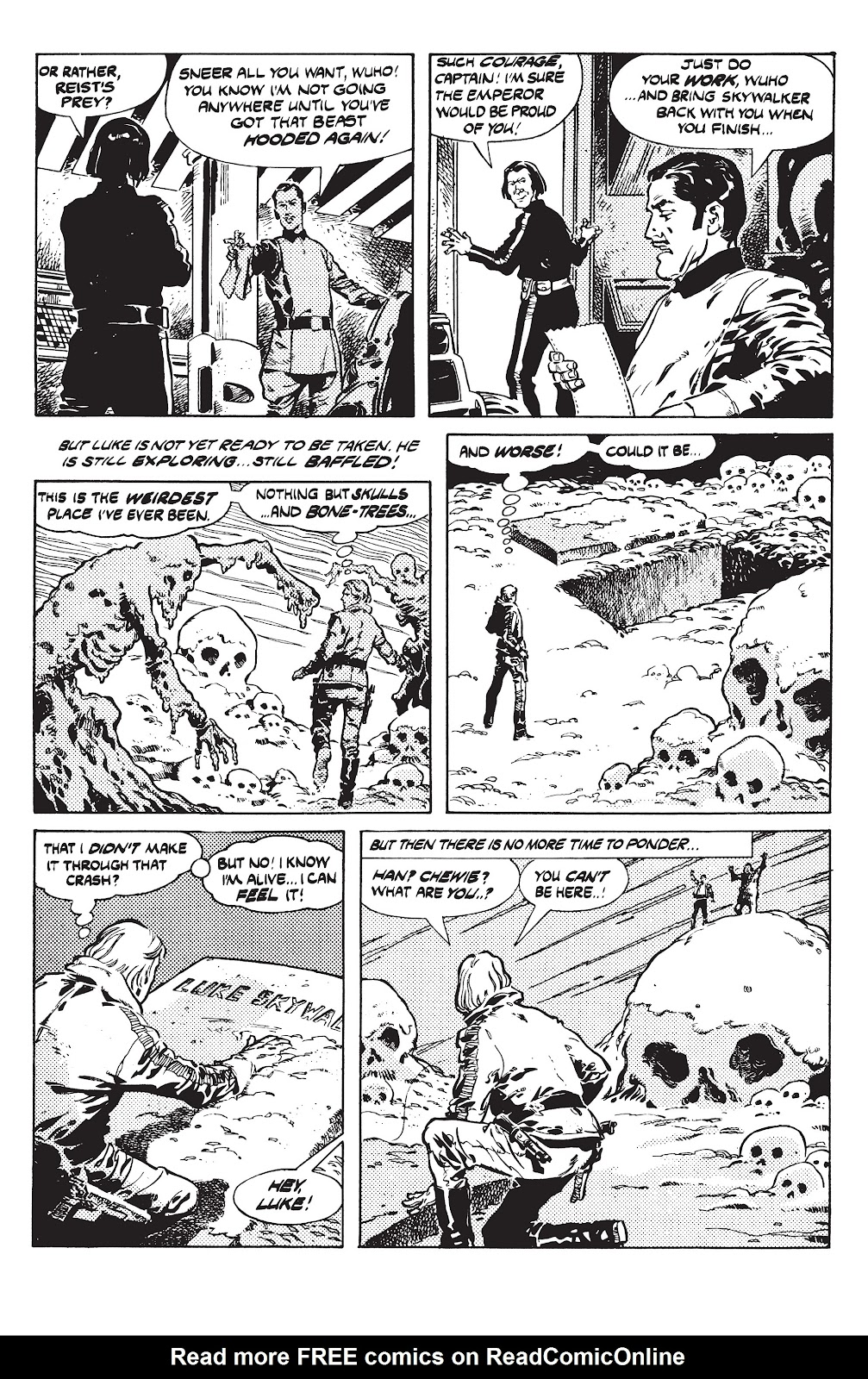 Read online Star Wars Legends: The Original Marvel Years - Epic Collection comic -  Issue # TPB 3 (Part 4) - 86