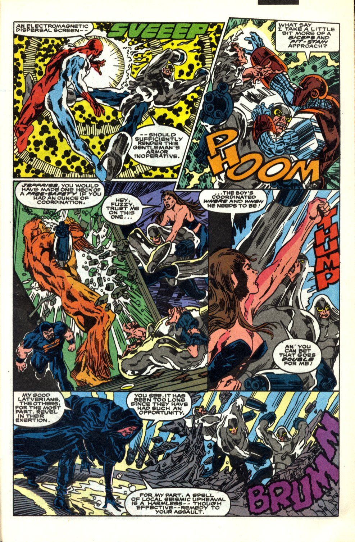 Read online Alpha Flight (1983) comic -  Issue #91 - 18