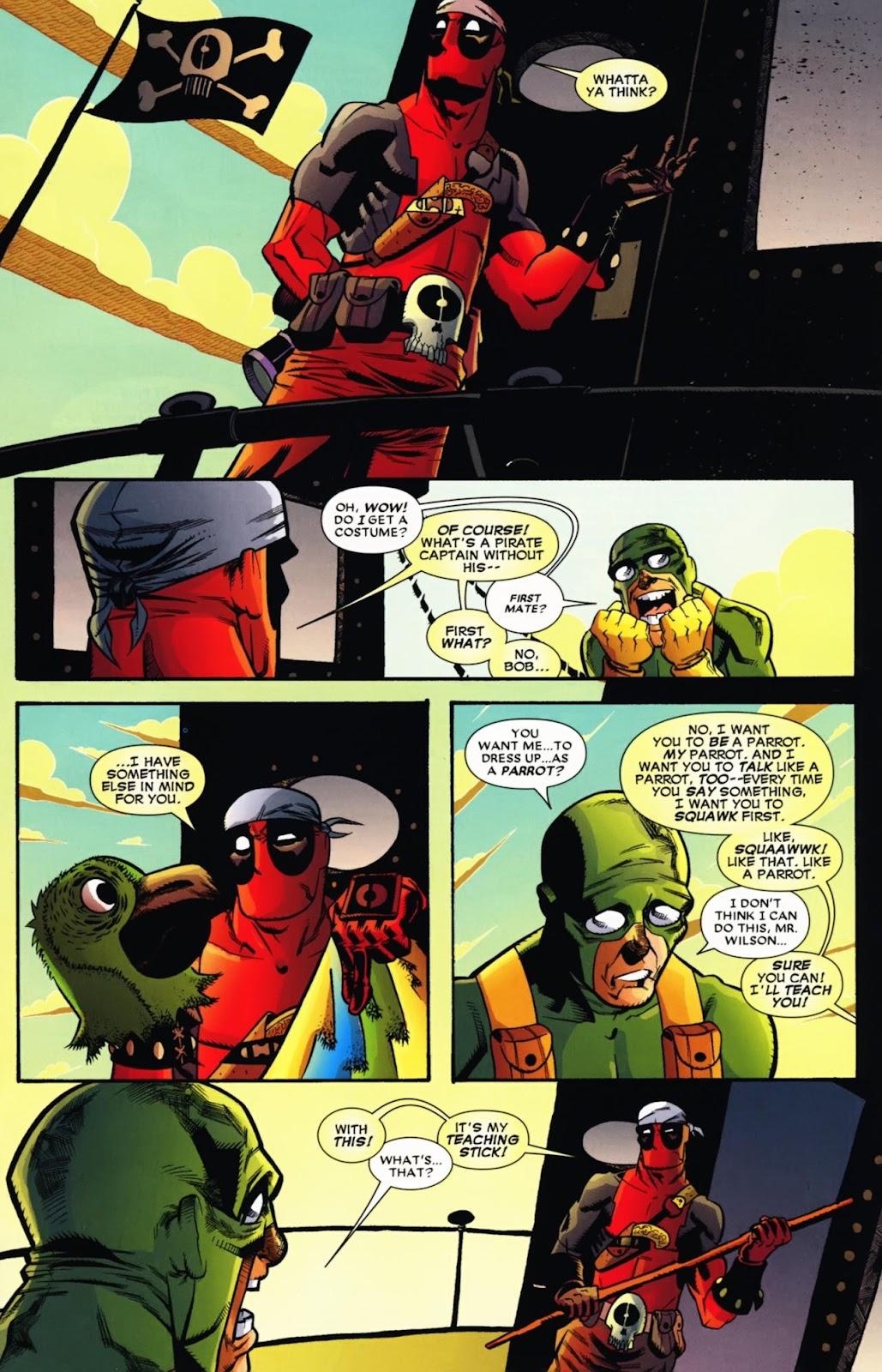 Read online Deadpool (2008) comic -  Issue #13 - 13